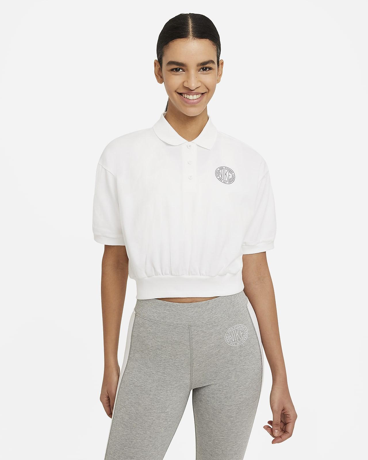 Nike Sportswear Femme Women's Collared Crop Top