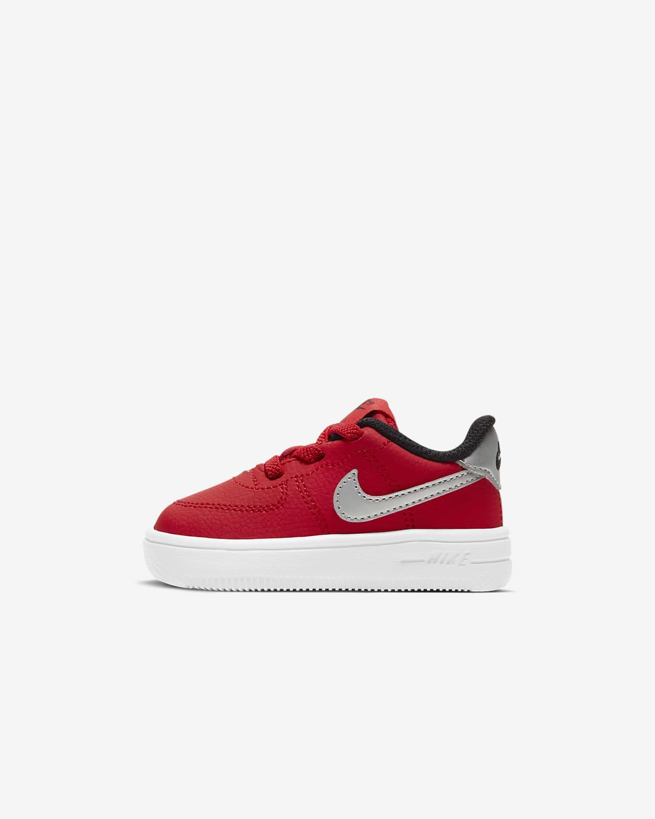 รองเท้าทารก/เด็กวัยหัดเดิน Nike Force 1 '18