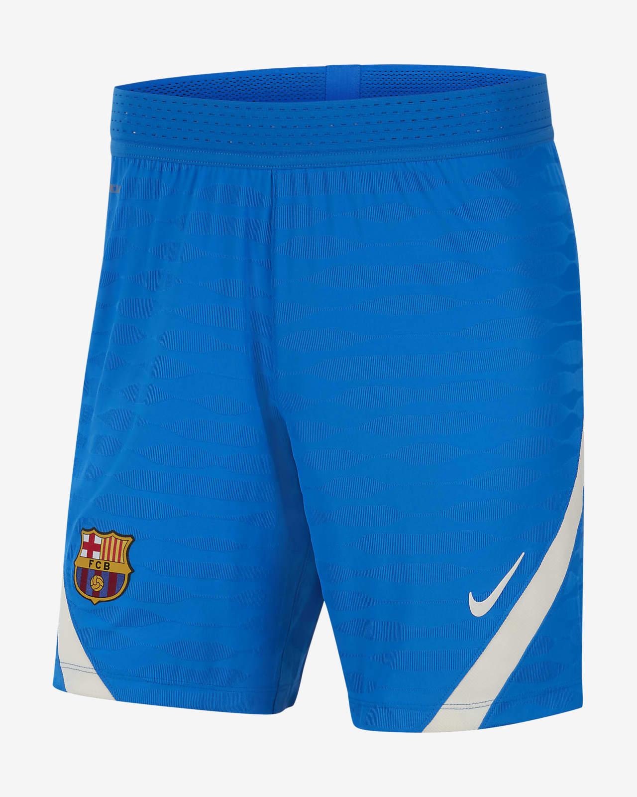 Short de football en maille Nike Dri-FIT ADV FC Barcelona Strike Elite pour Homme