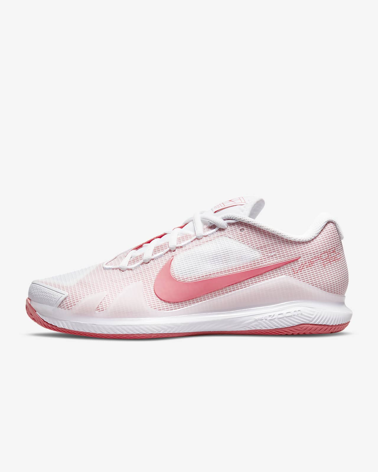 Tennissko för grusunderlag NikeCourt Air Zoom Vapor Pro för kvinnor