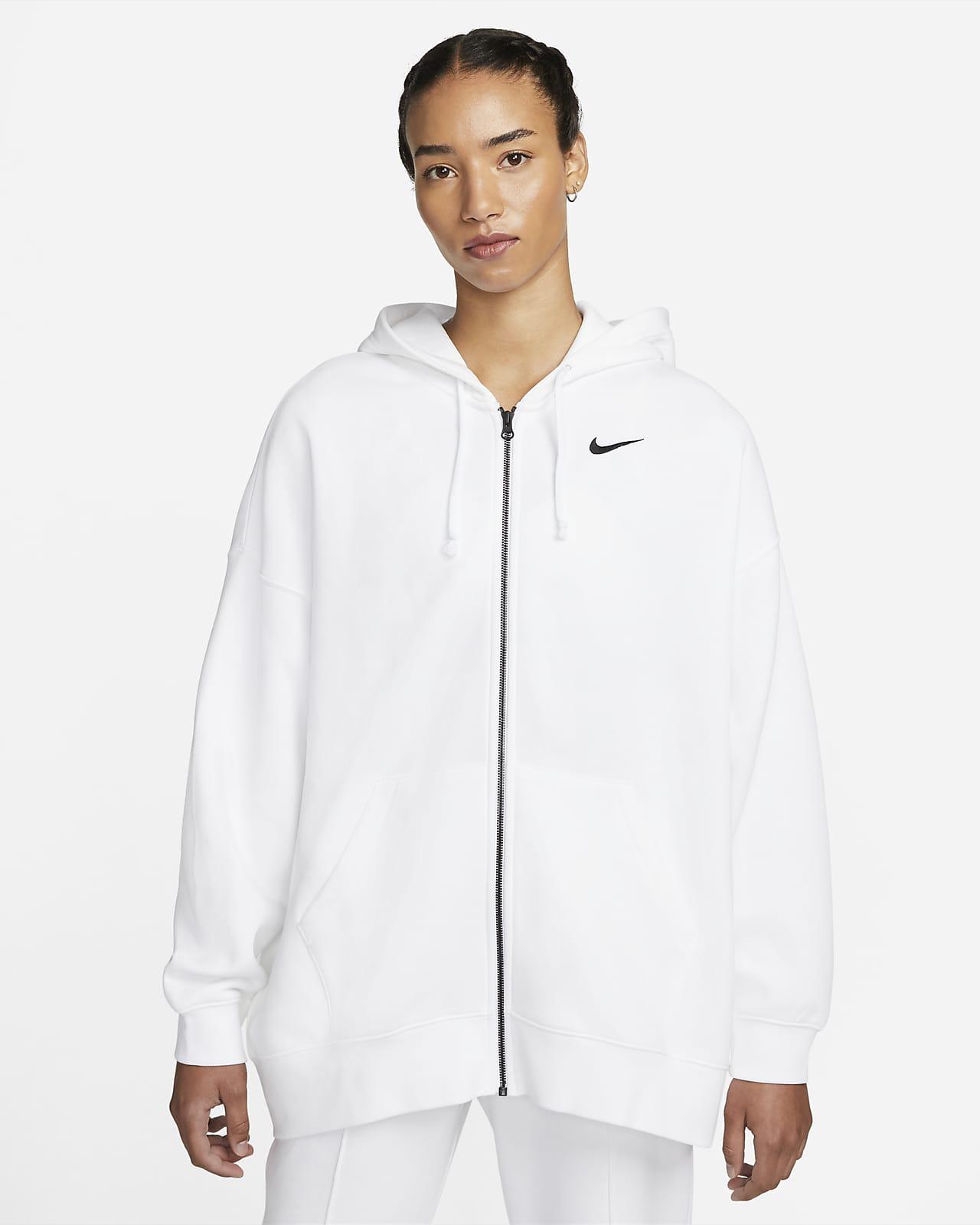 Nike Sportswear Essentials Women's Fleece Full-Zip Hoodie