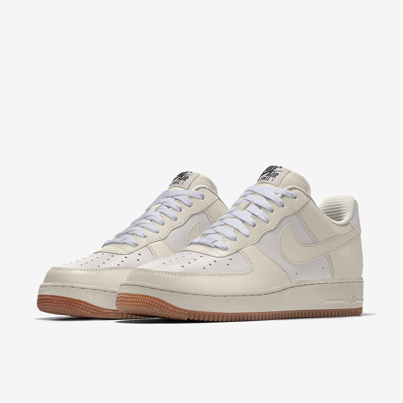 Chaussure personnalisable Nike Air Force 1 By You pour Homme