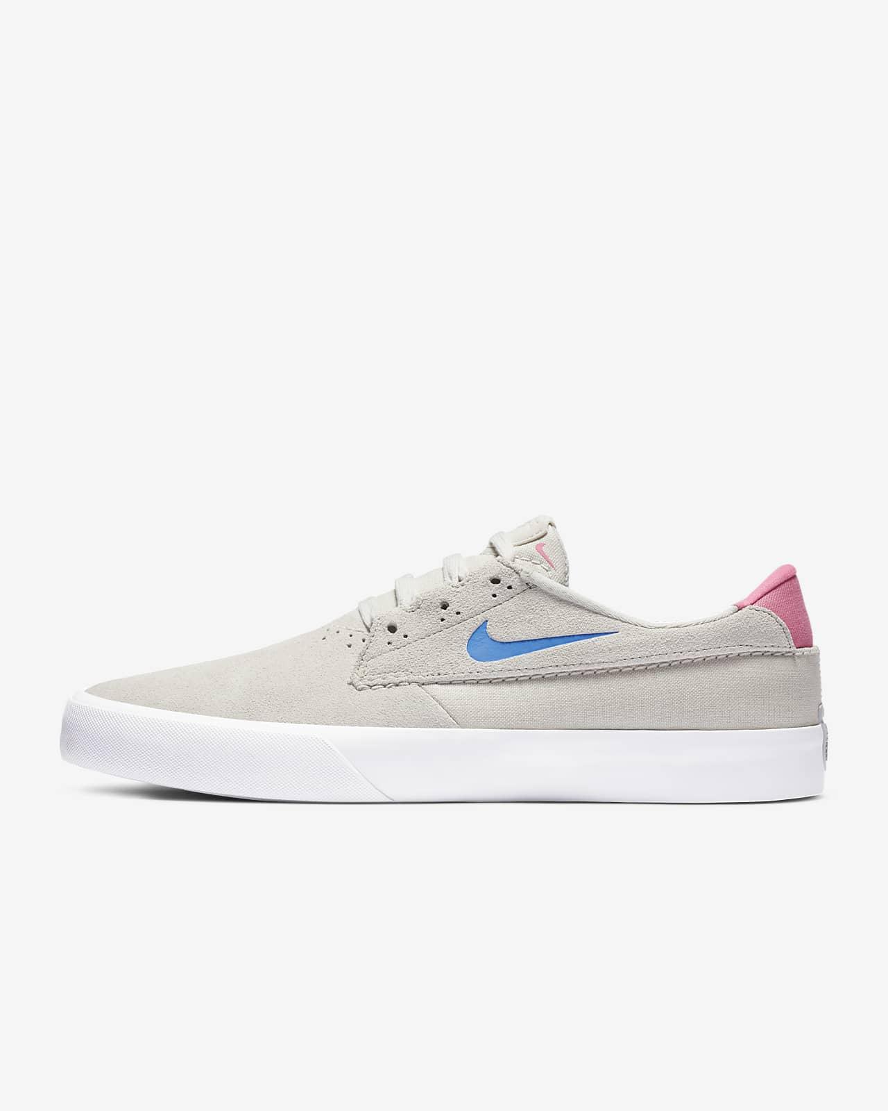 chaussure nike sb blanche