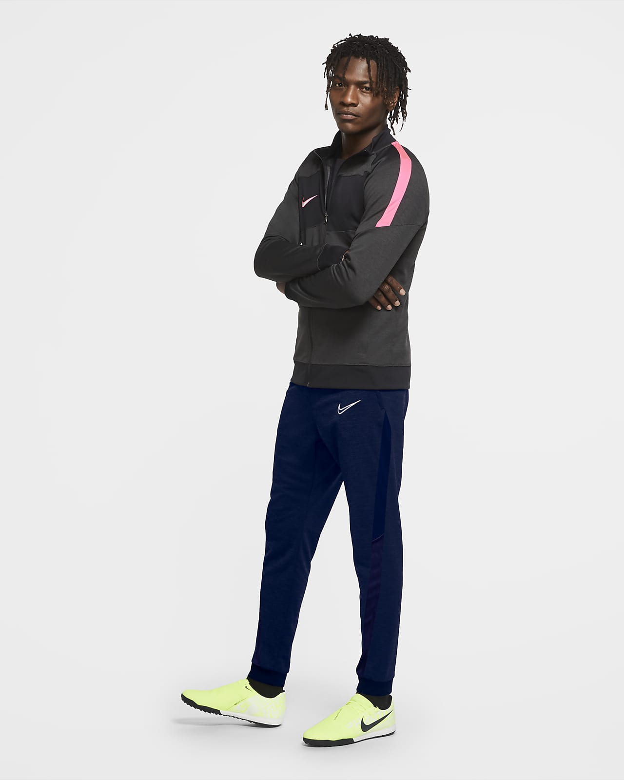 no Confuso Siempre  Nike Dri-FIT Academy Men's Knit Football Tracksuit Bottoms. Nike GB