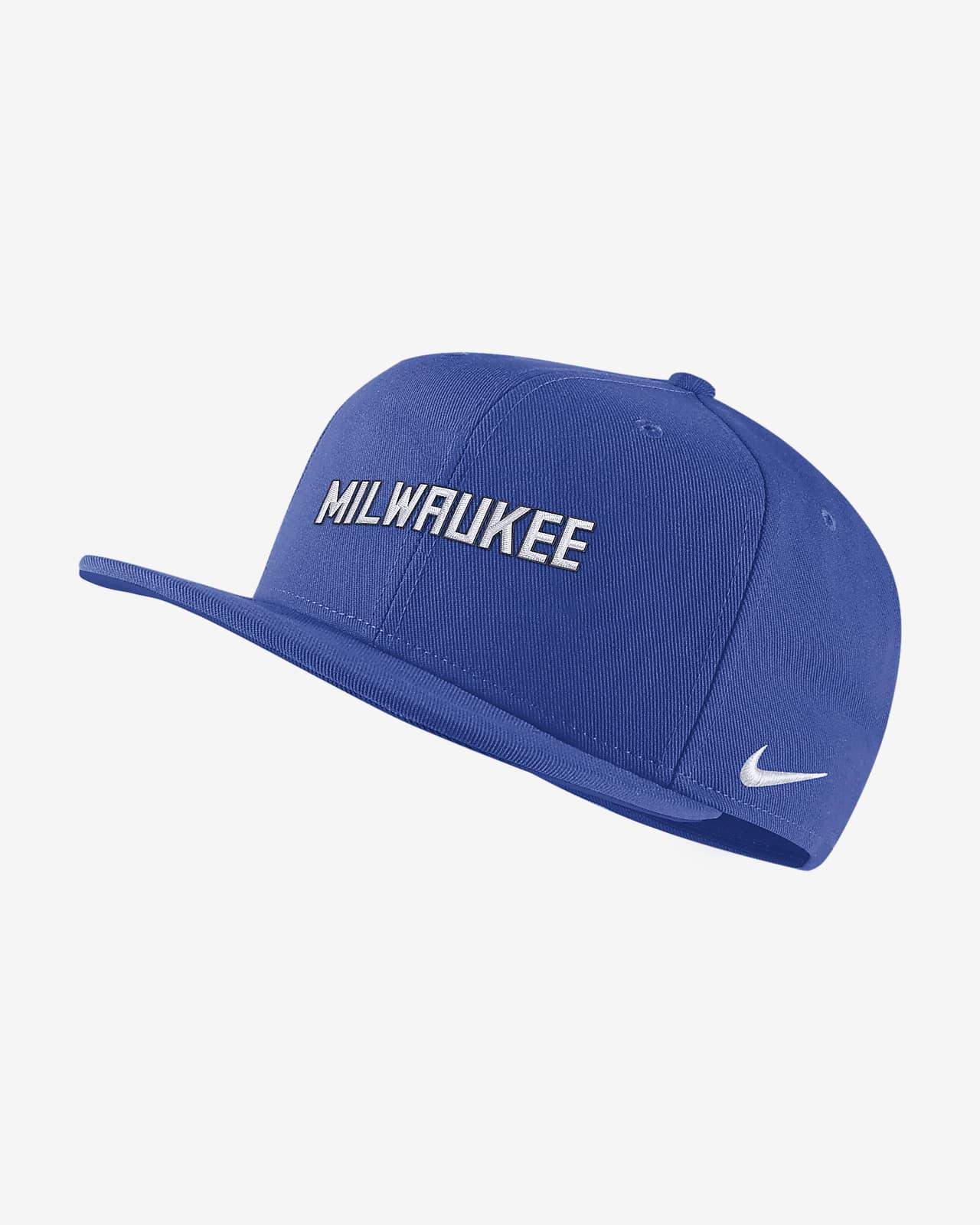 Milwaukee Bucks City Edition Nike Pro NBA Cap