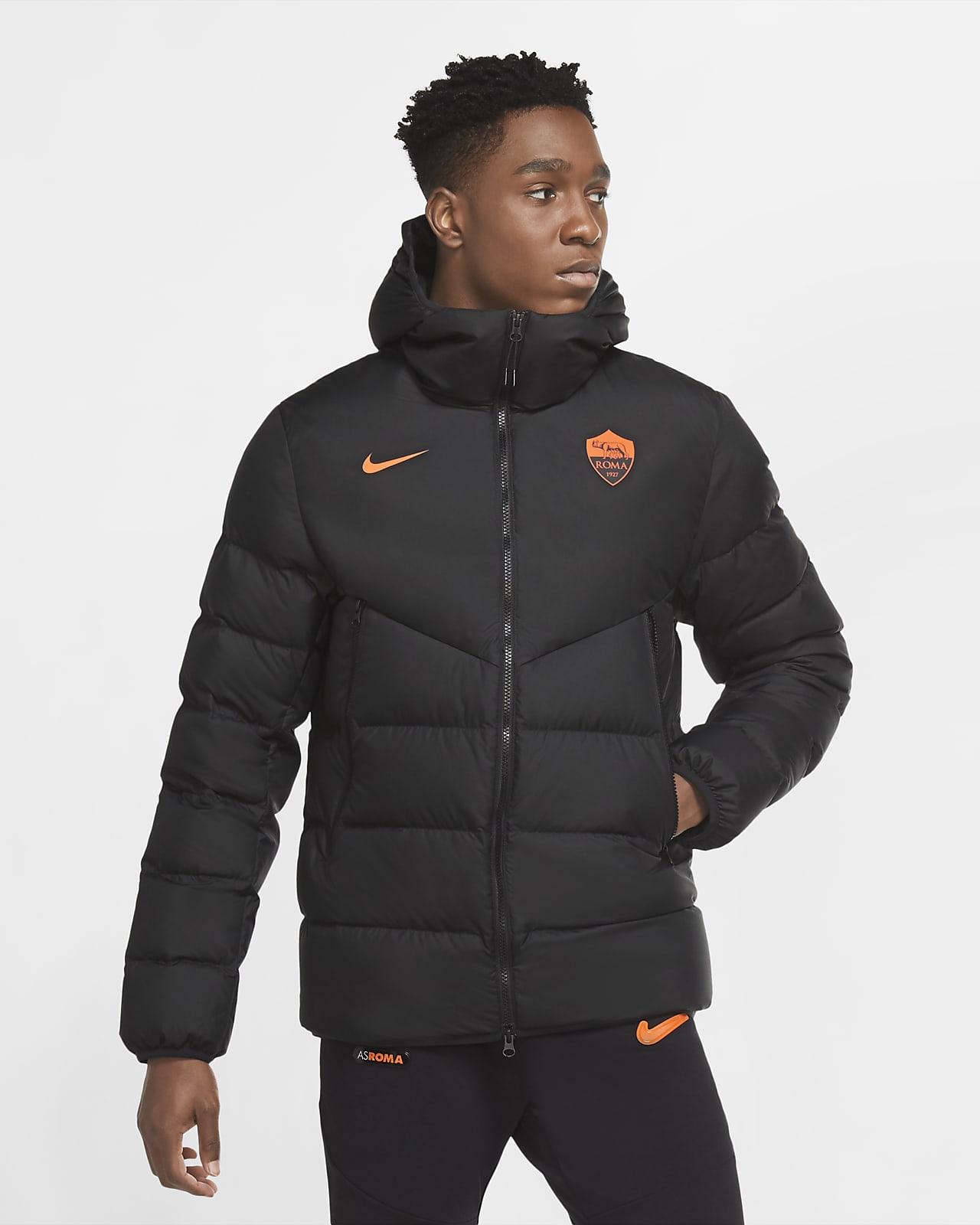 apetito Dibuja una imagen esquema  AS Roma Strike Chaqueta de fútbol - Hombre. Nike ES