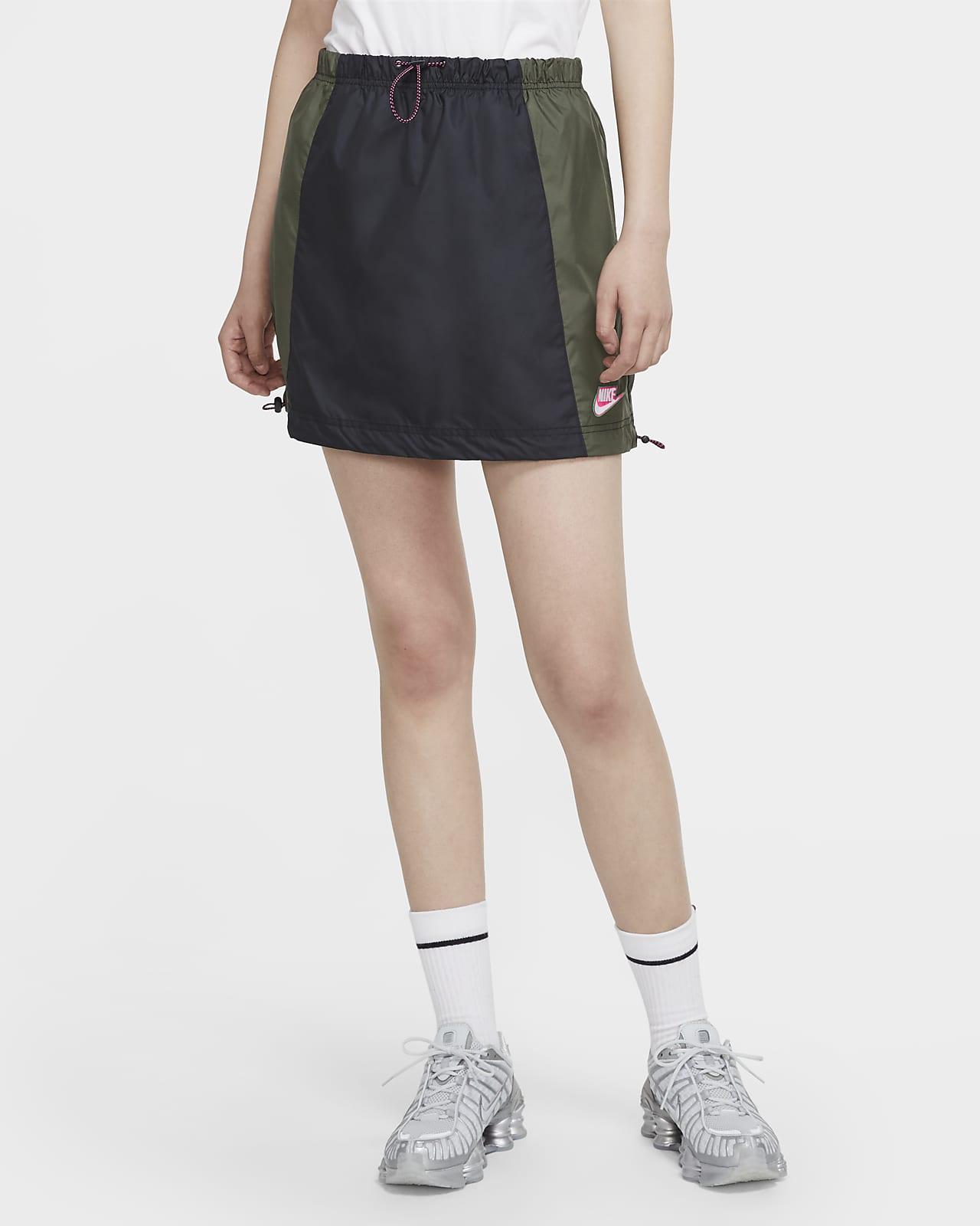 Falda de tejido Woven para mujer Nike Sportswear Icon Clash