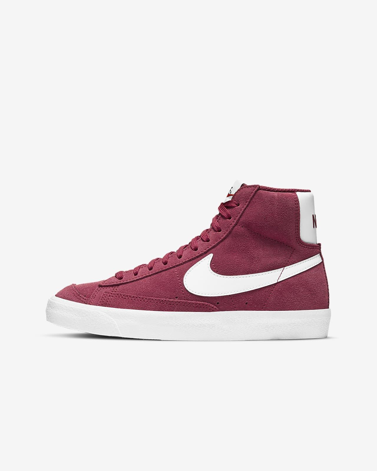 Chaussure Nike Blazer Mid '77 Suede pour Enfant plus âgé. Nike LU