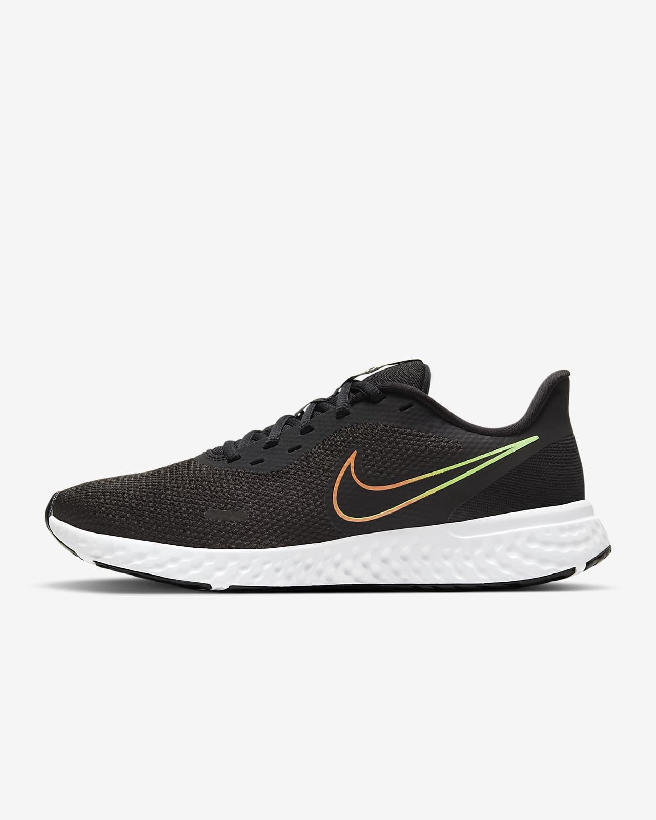 Nike Revolution 5 男款路跑鞋