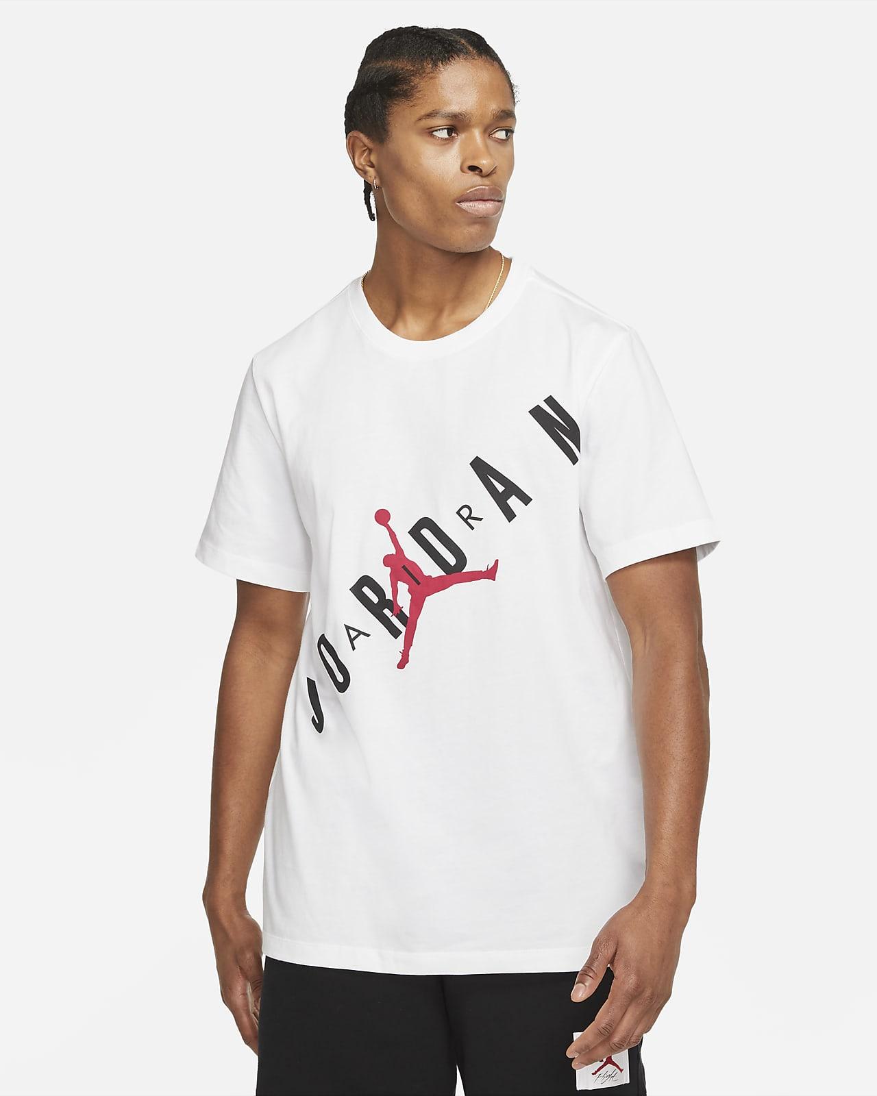 Tee-shirt à manches courtes Jordan HBR pour Homme