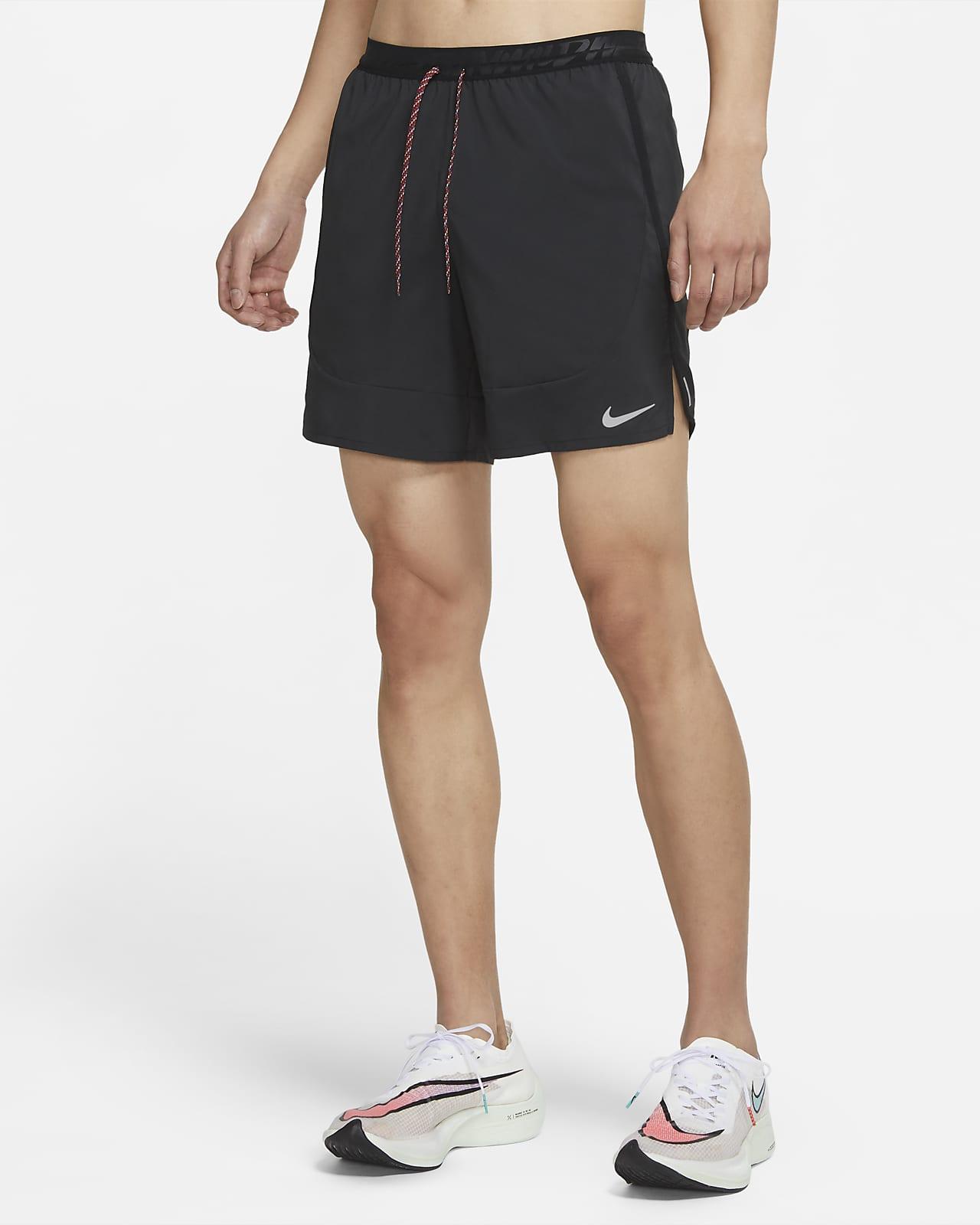 Nike Flex Stride Wild Run 男款無襯裡跑步短褲