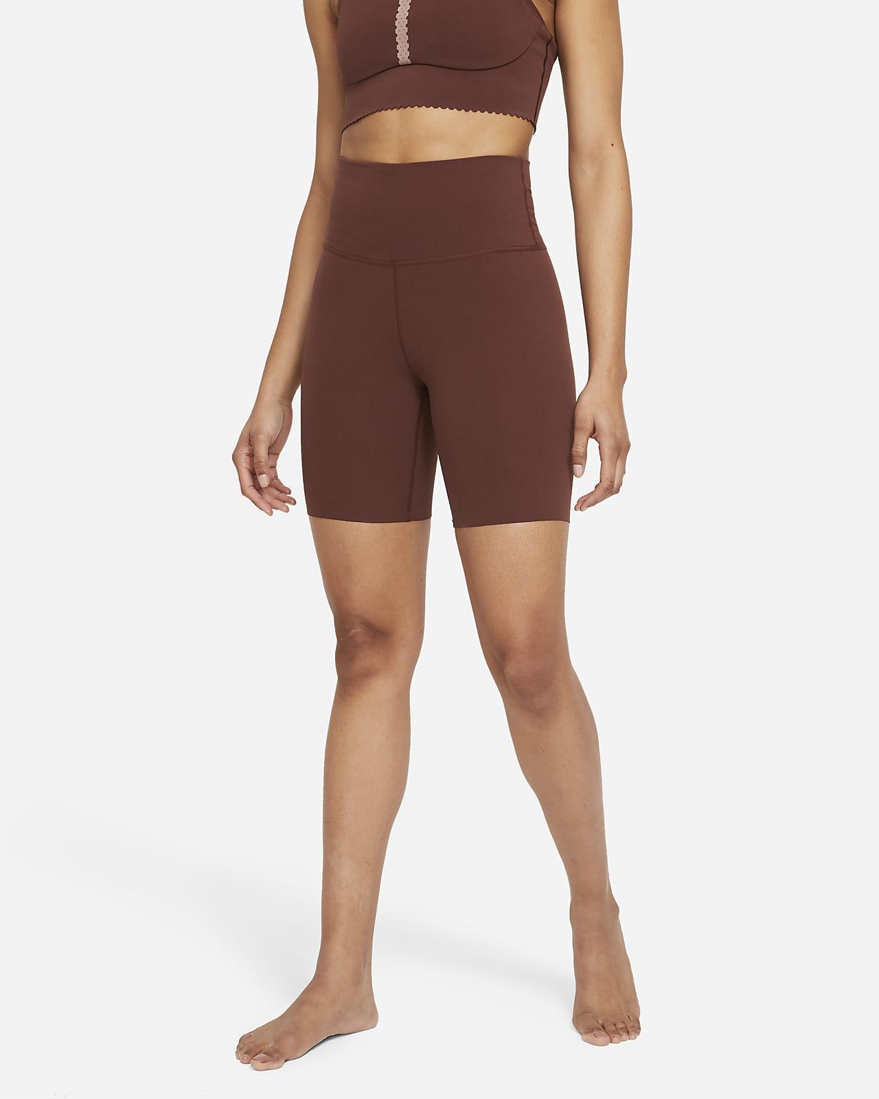 Shorts para mujer Nike Yoga Luxe
