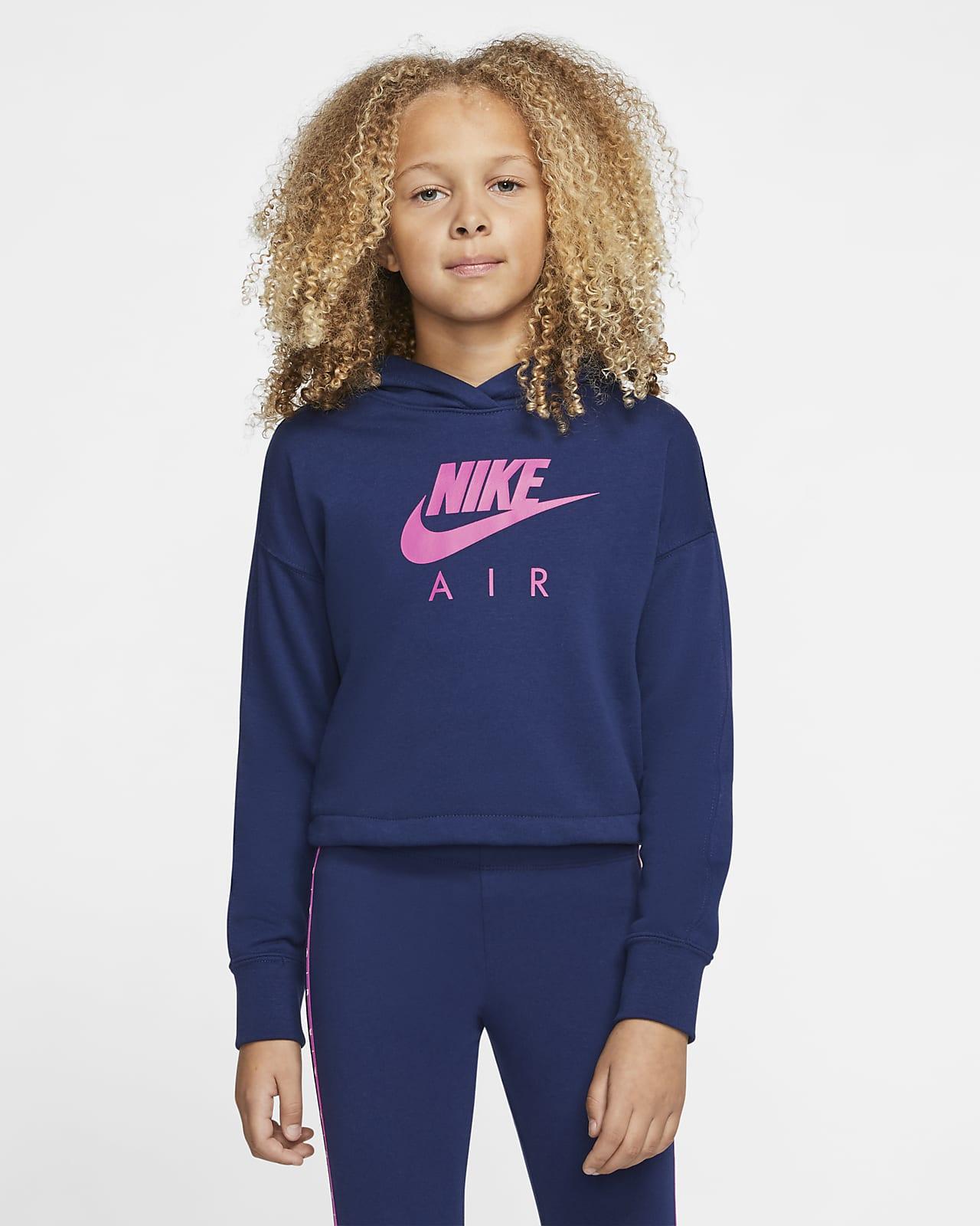 Nike Air Big Kids' (Girls') Cropped
