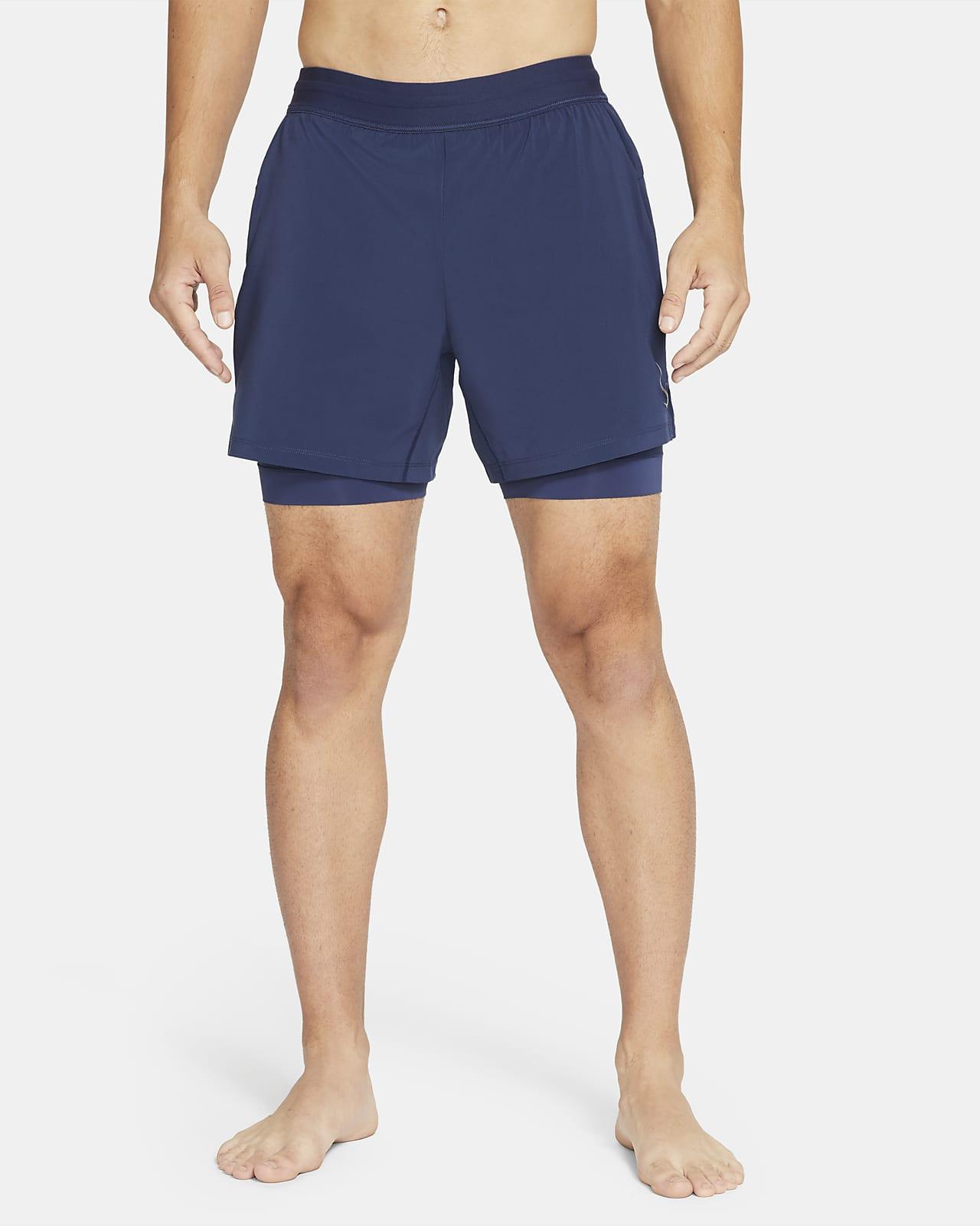 Pánské kraťasy Nike Yoga 2v1