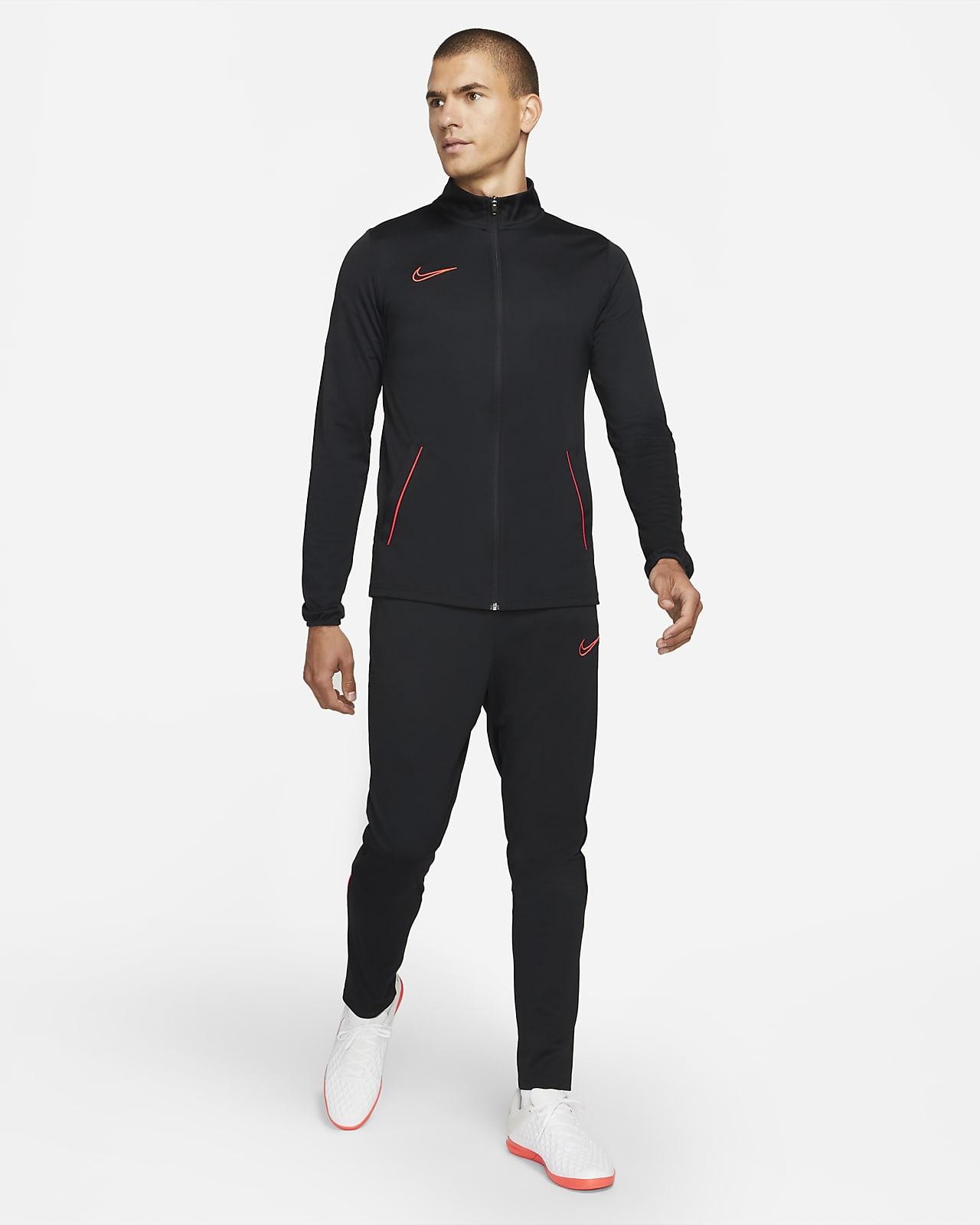 Ανδρική πλεκτή ποδοσφαιρική φόρμα Nike Dri-FIT Academy