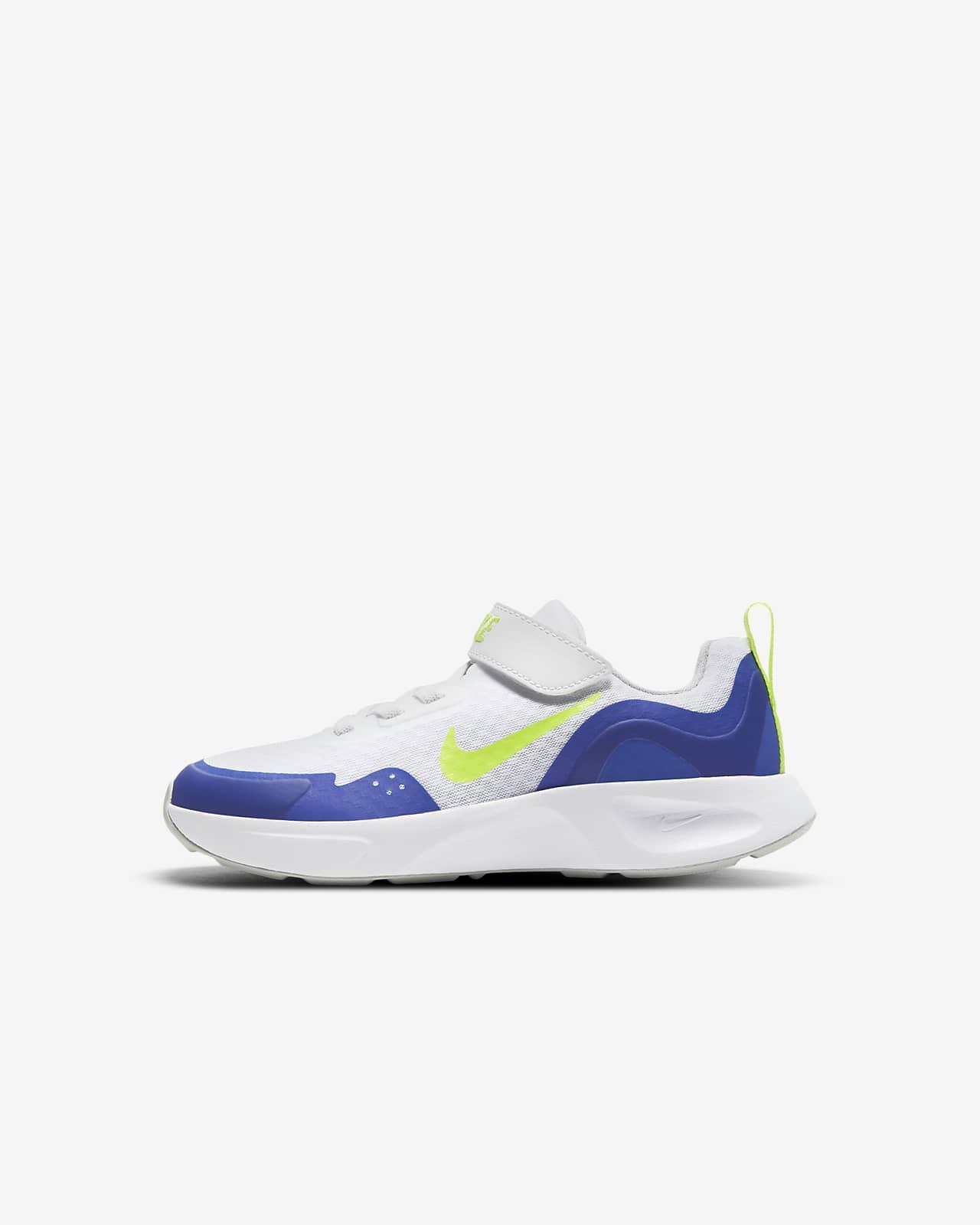 Nike WearAllDay sko til små barn