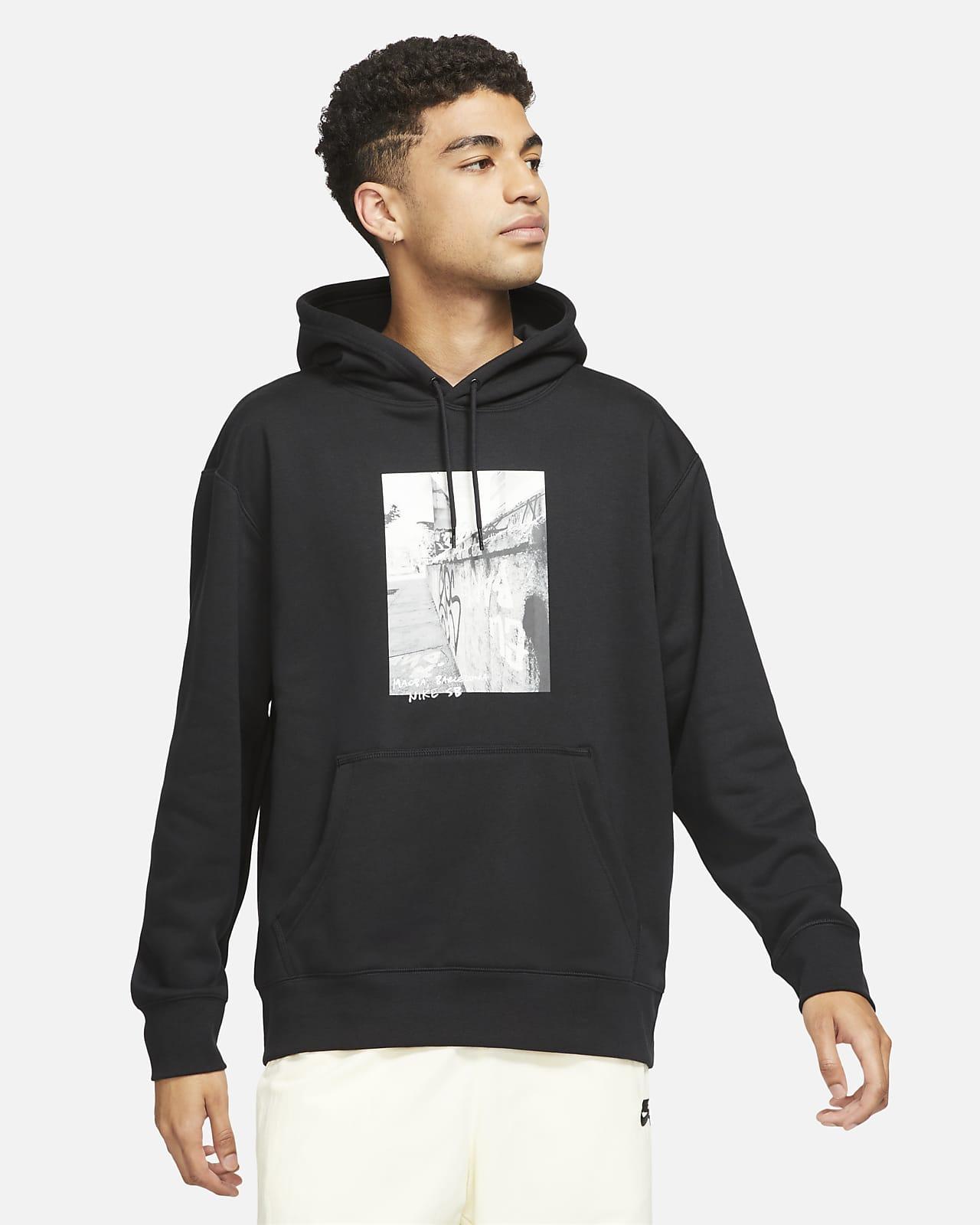 Bluza z kapturem i grafiką do skateboardingu Nike SB