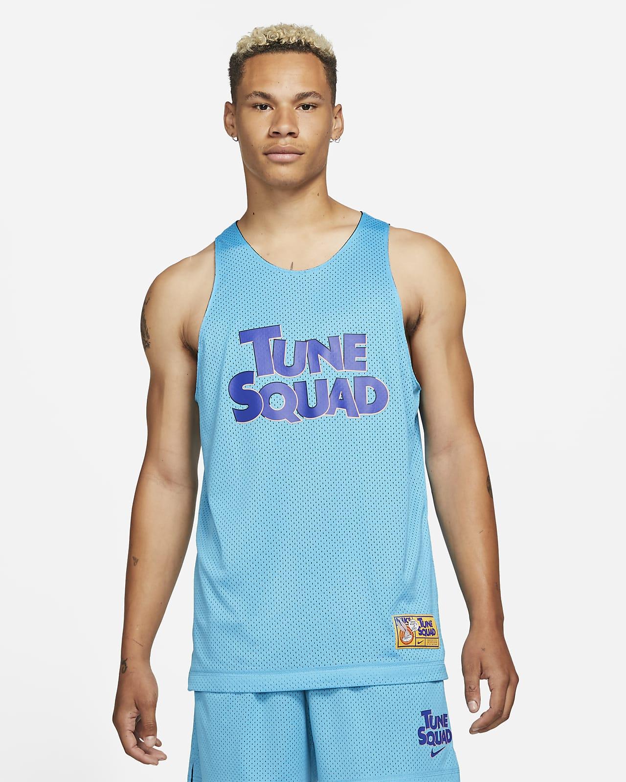 Nike Dri-FIT x Space Jam: A New Legacy wendbares Basketballshirt für Herren