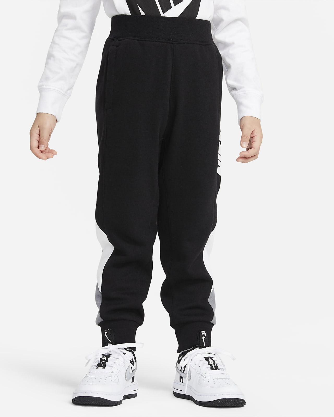 Pantalones de entrenamiento de French Terry para bebé Nike