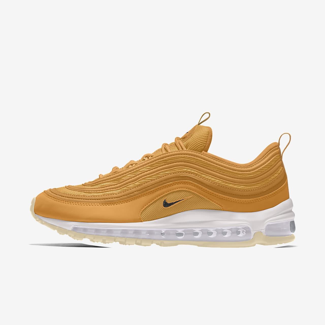 Specialdesignad sko Nike Air Max 97 By You för kvinnor
