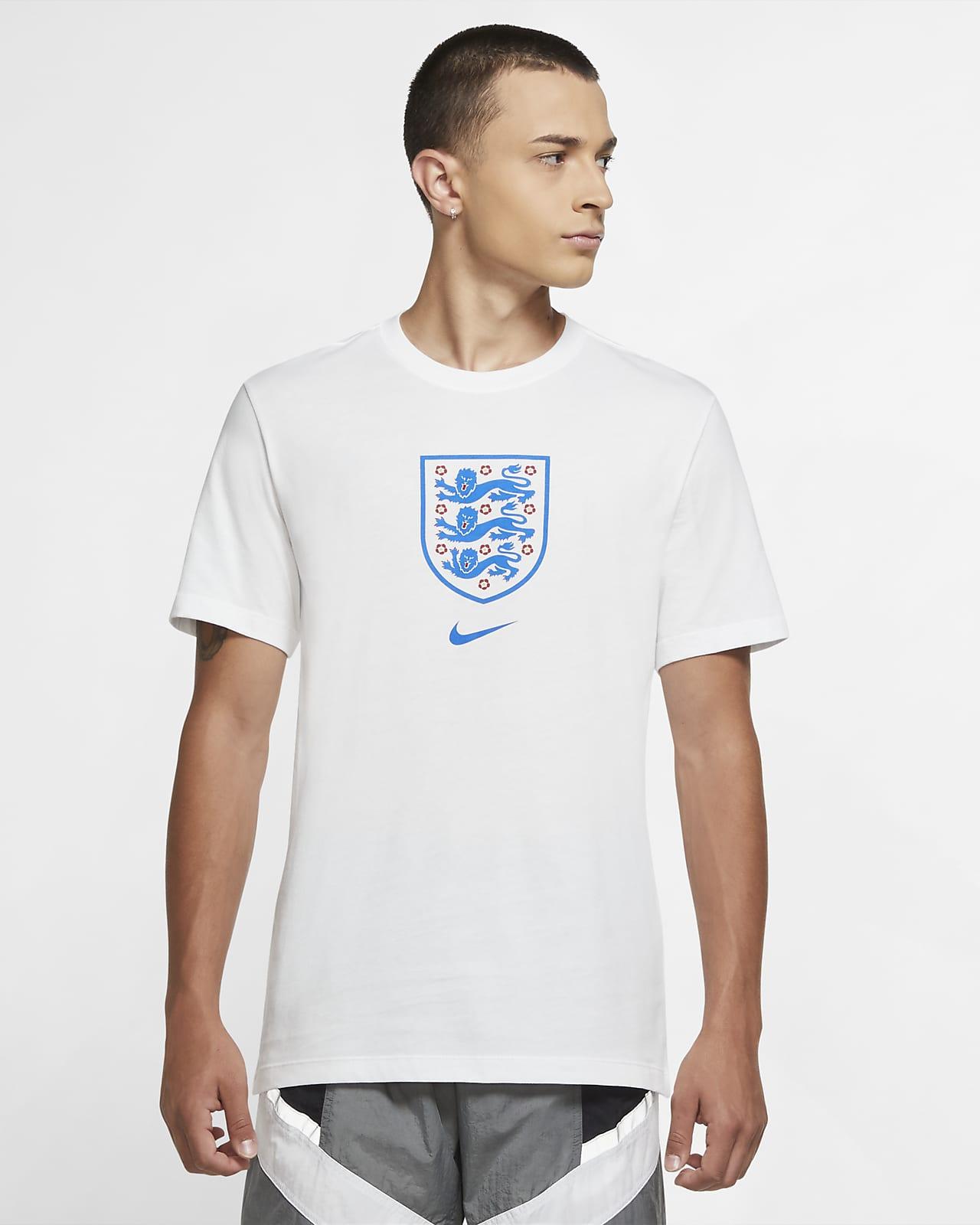 Playera de fútbol para hombre de Inglaterra