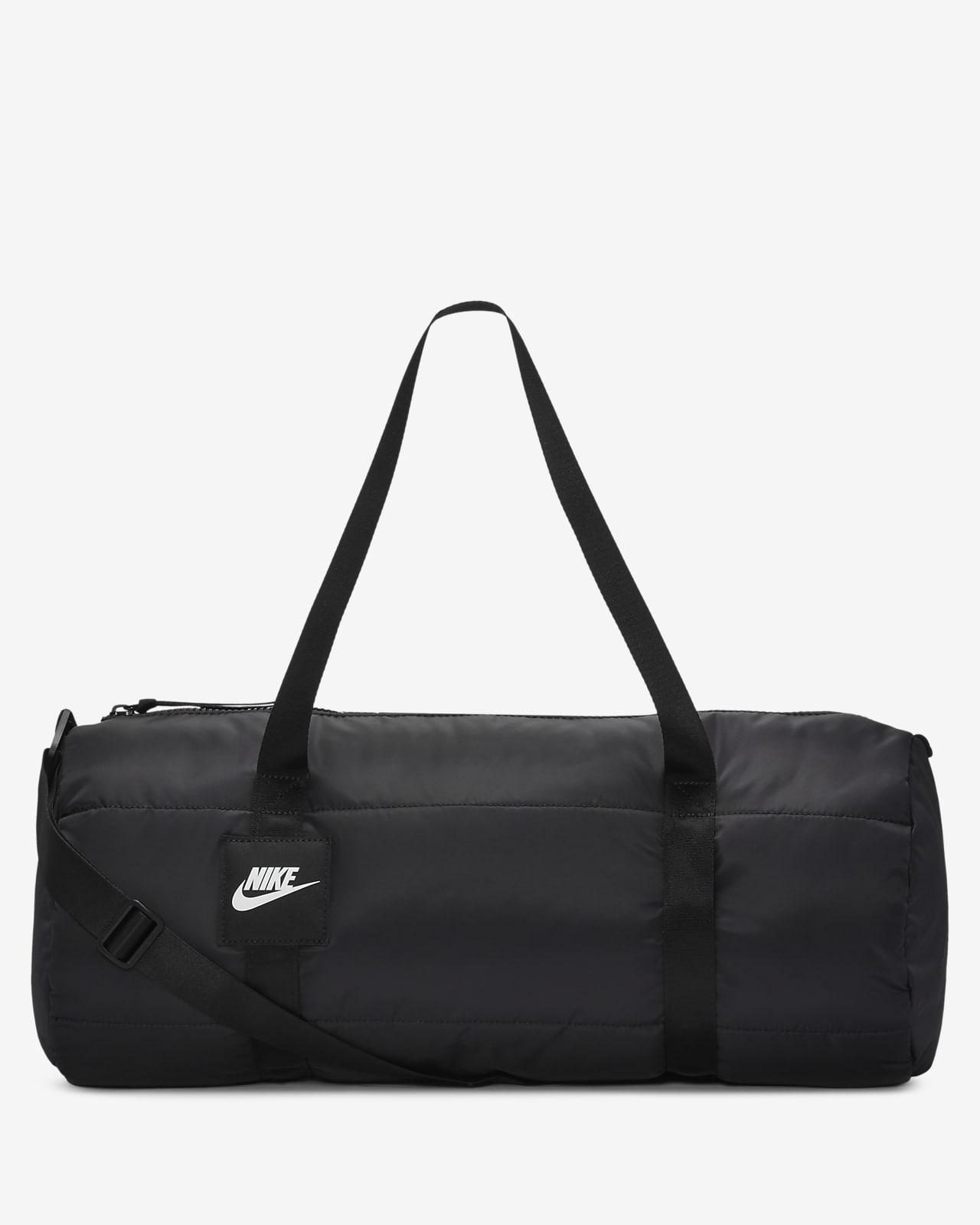 Сумка-дафл для зимней погоды Nike Heritage
