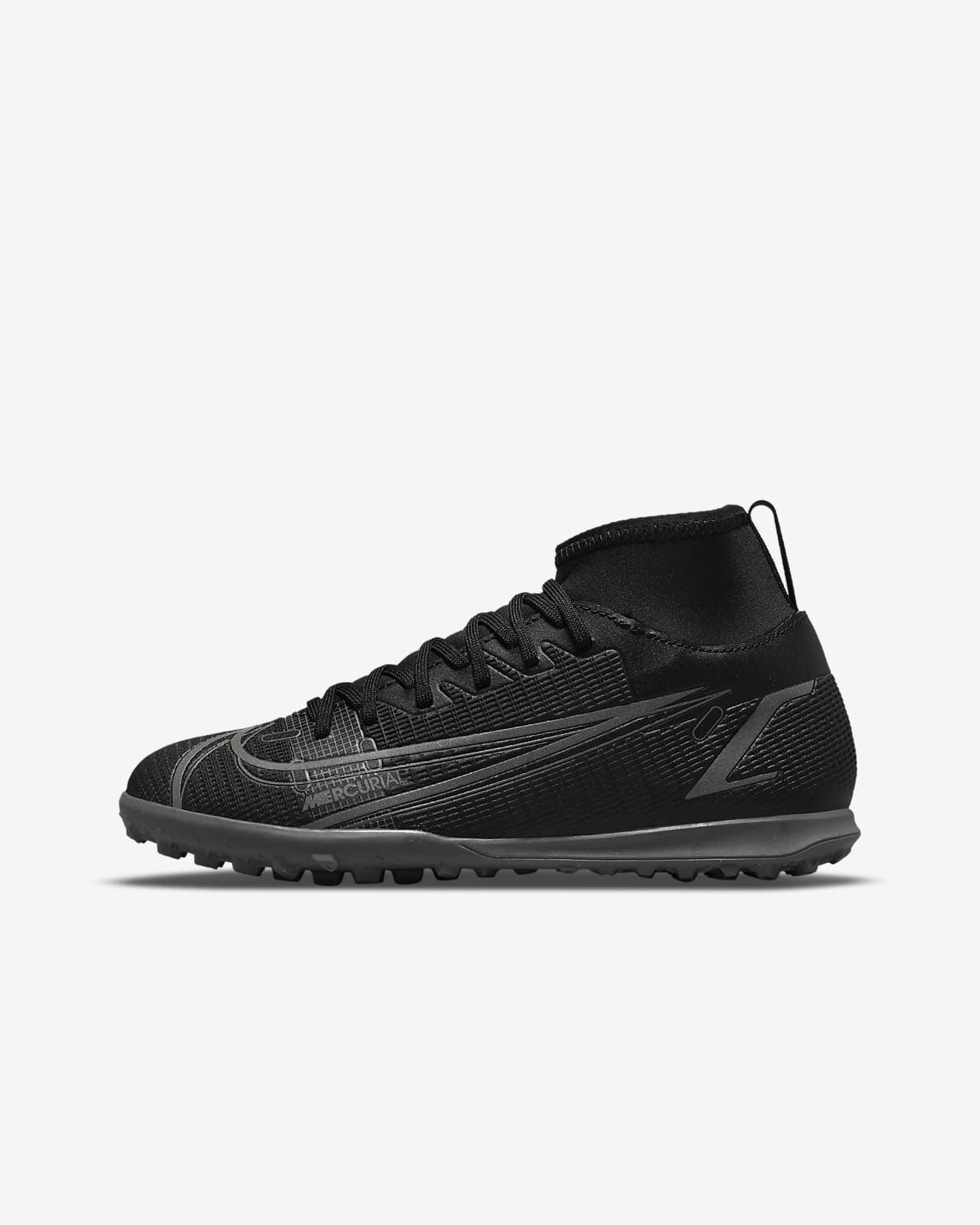 Nike Jr. Mercurial Superfly 8 Club TF Little/Big Kids' Artificial-Turf Soccer Shoe