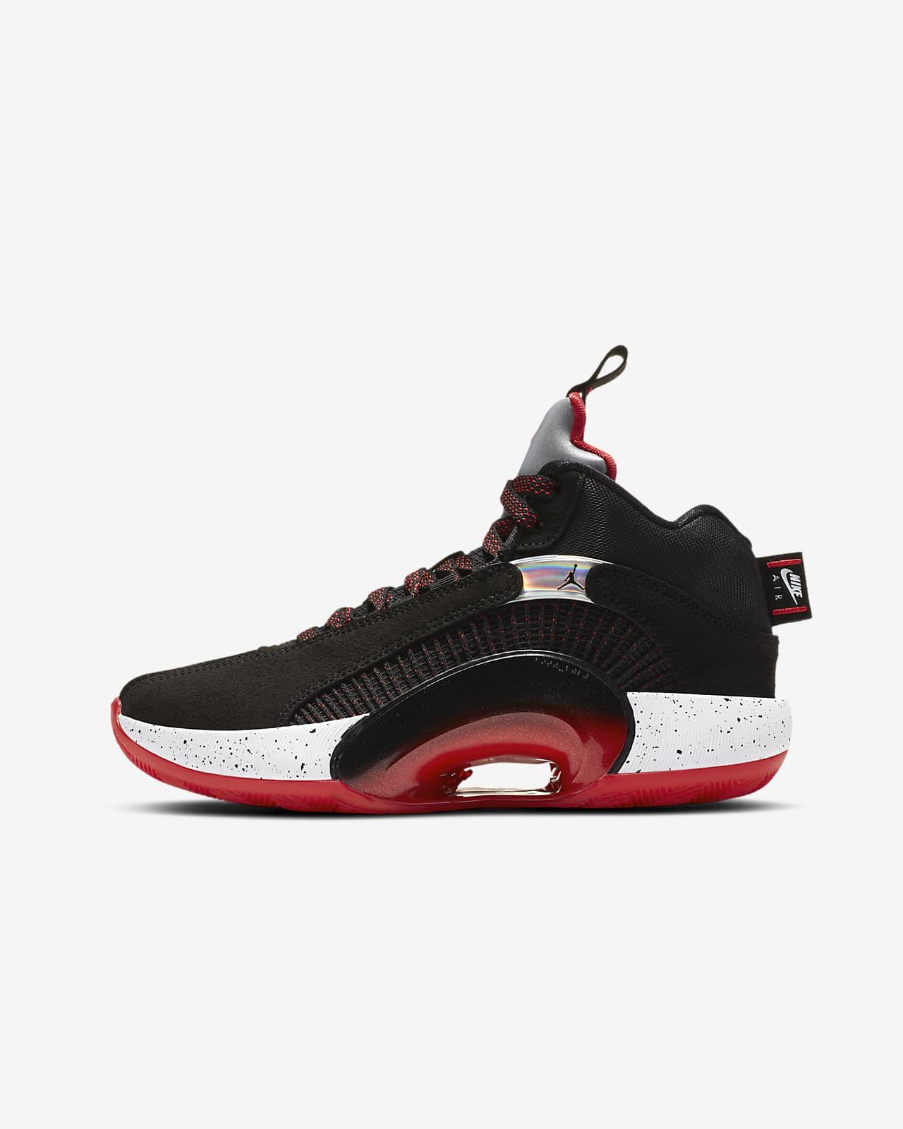 Chaussure de basketball Air Jordan XXXV pour Enfant plus âgé