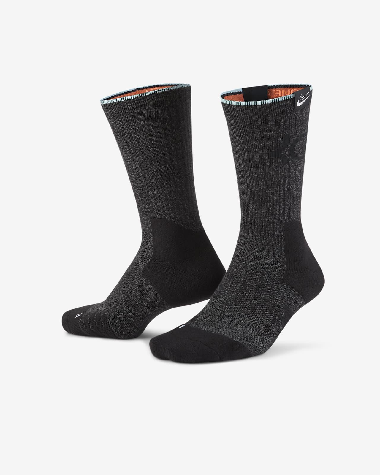 KD Elite Crew Basketball Socks