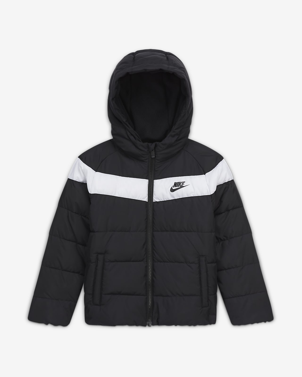 Nike Puffer Jacke für jüngere Kinder