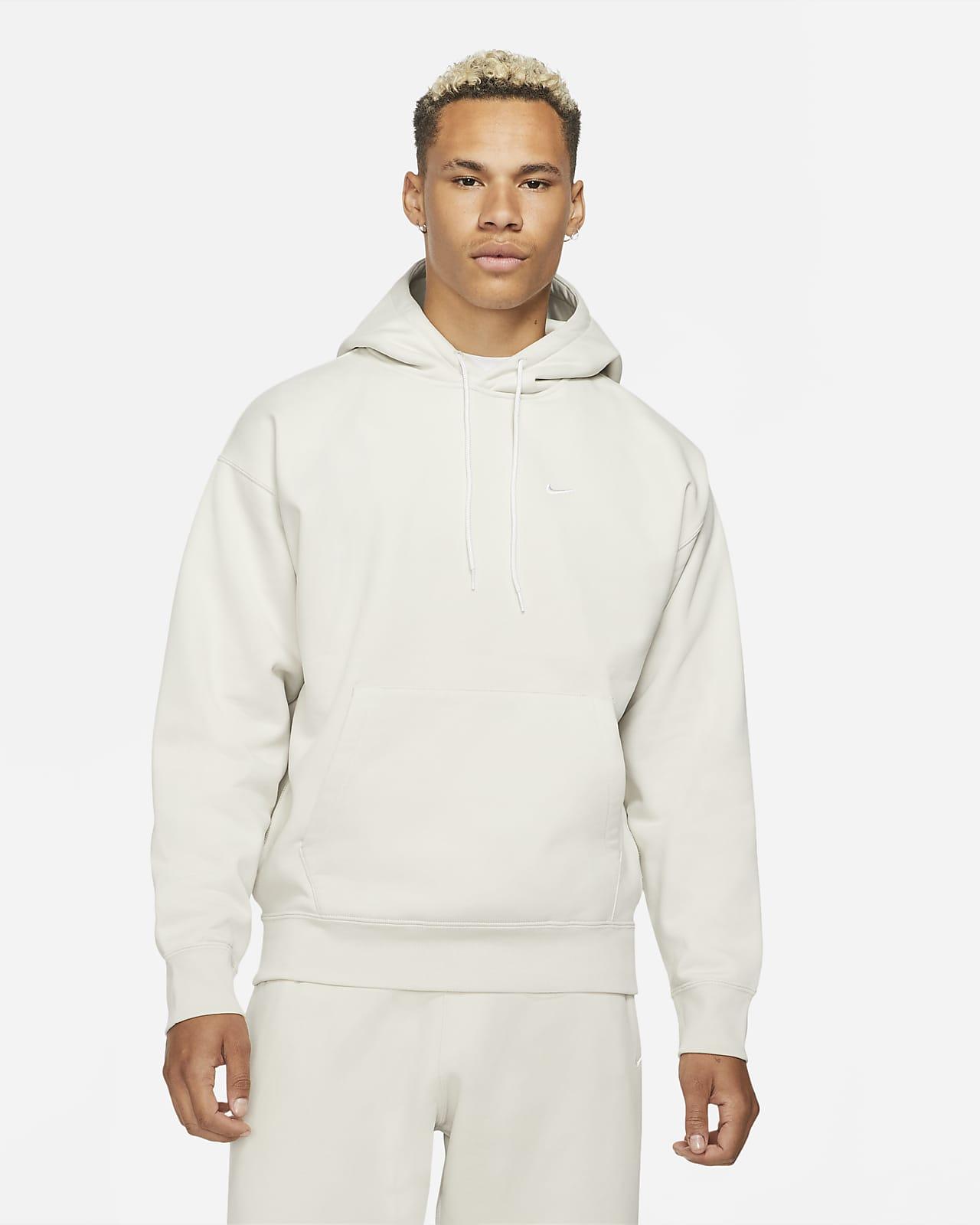 NikeLab polár kapucnis férfipulóver