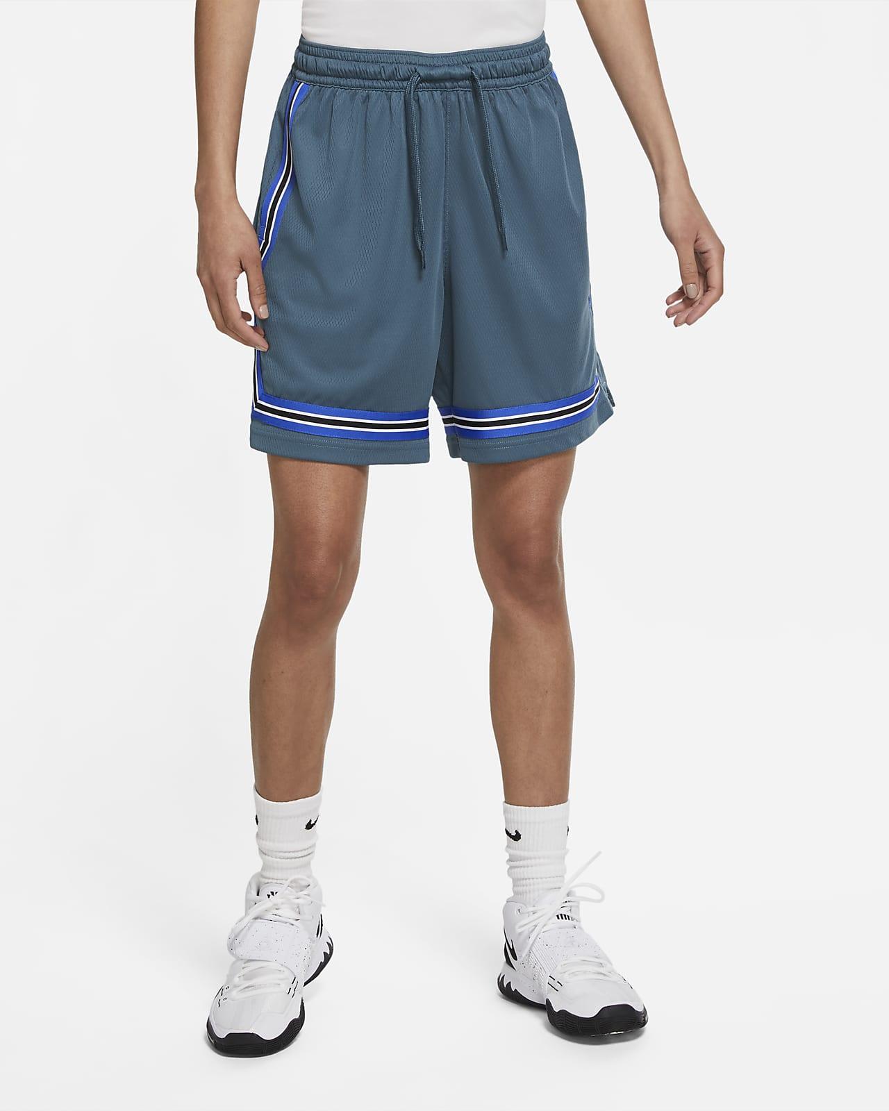 Nike Dri-FIT Swoosh Fly-basketballshorts til kvinder