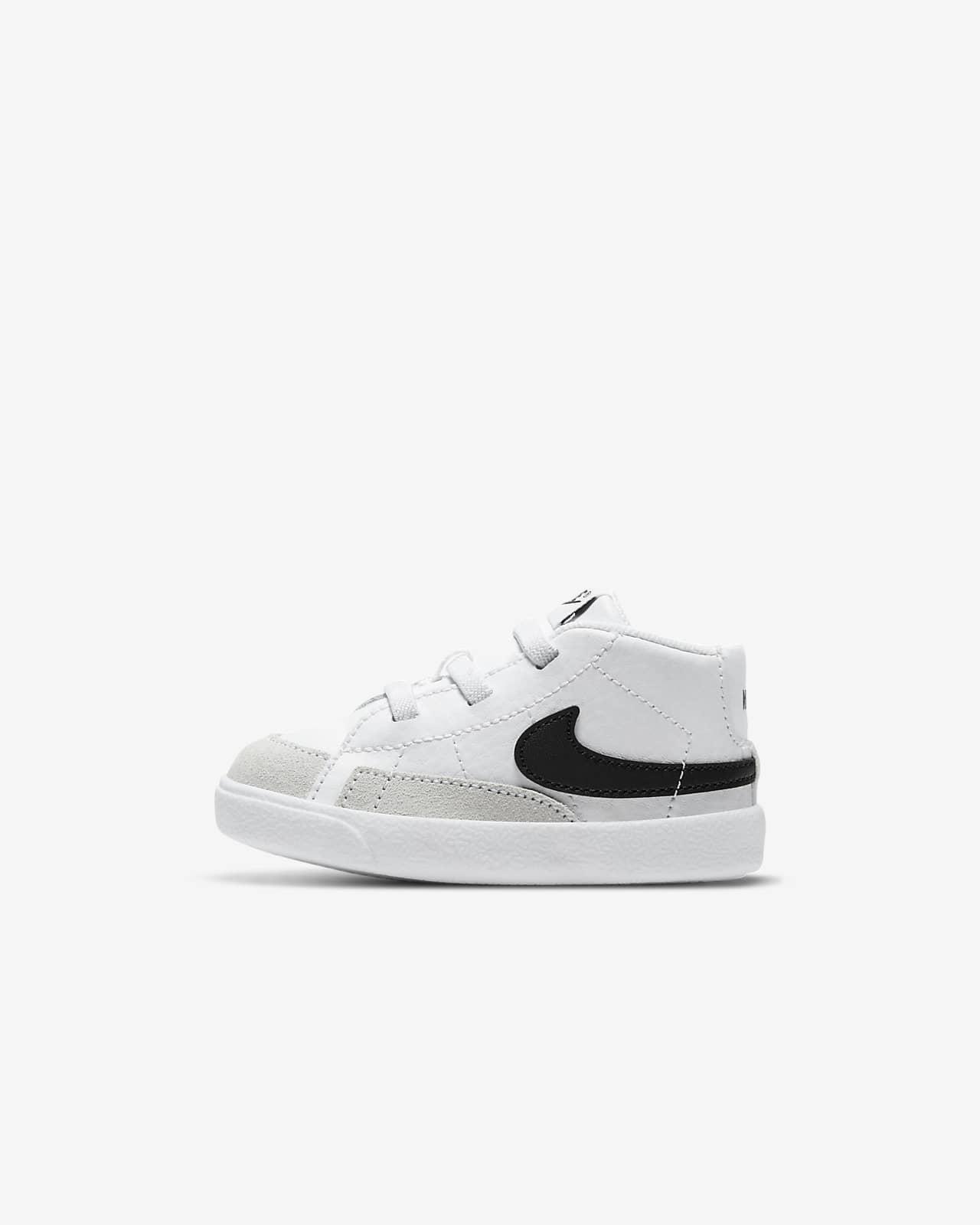 Nike Blazer Mid Crib Bootie