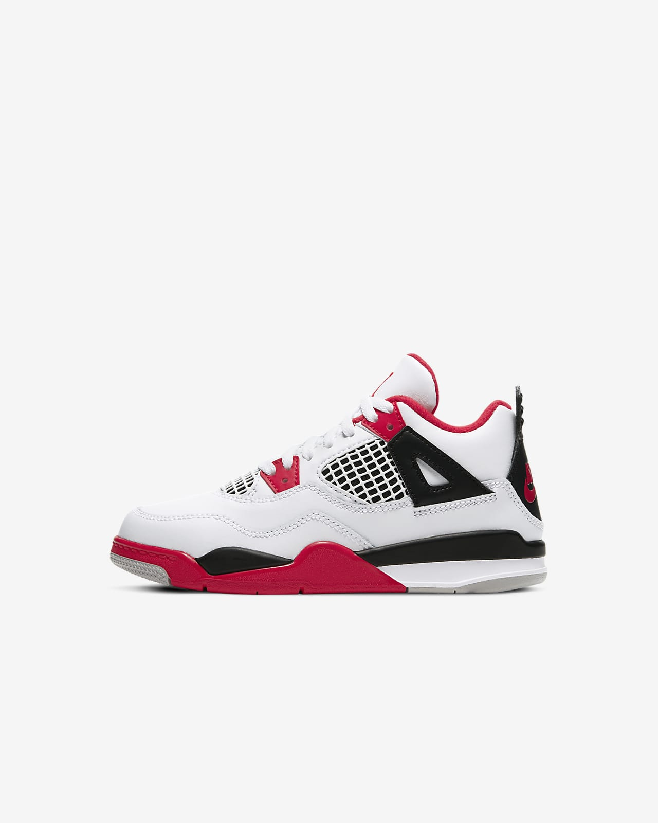 Air Jordan 4 Retro Younger Kids' Shoe