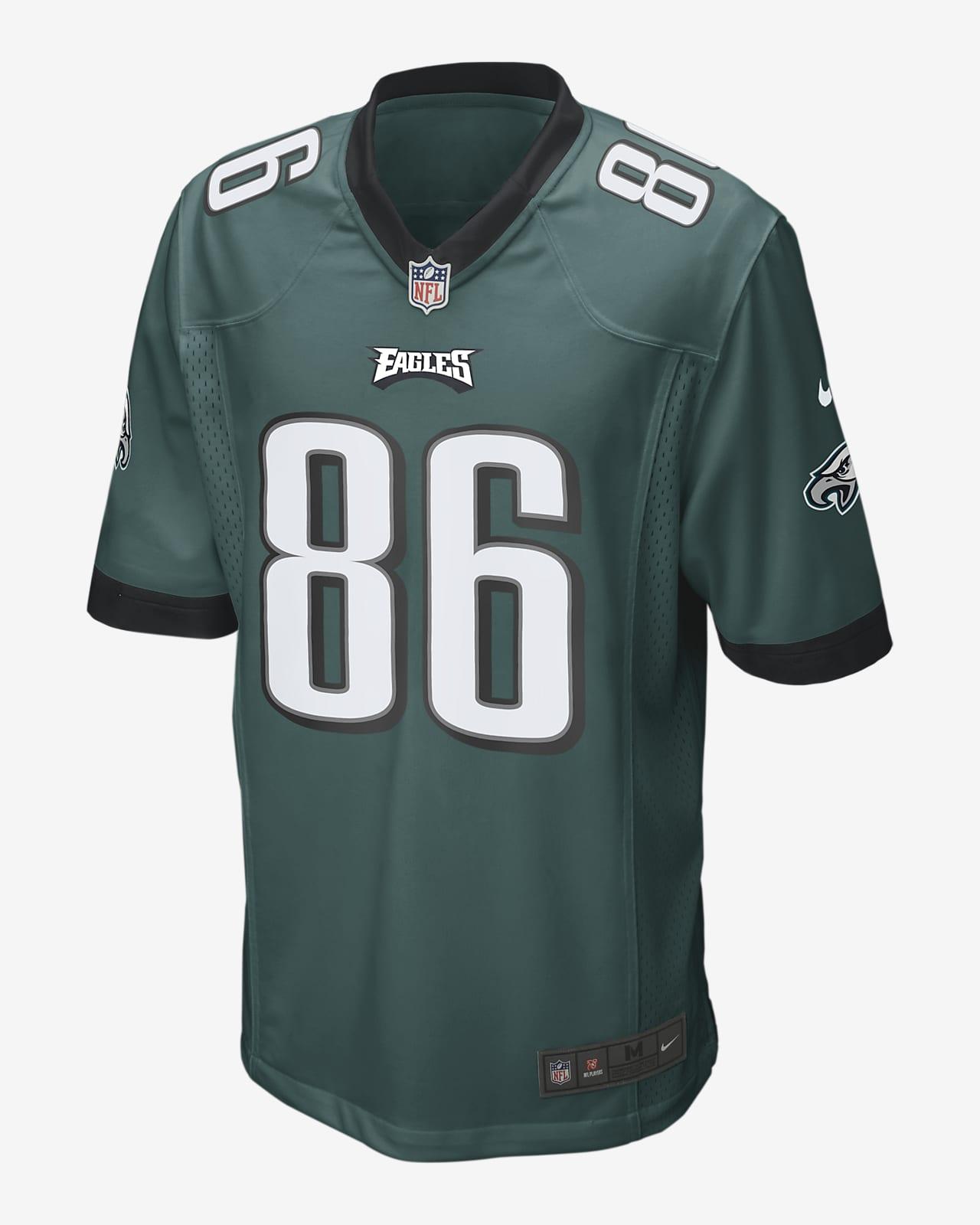 NFL Philadelphia Eagles (Zach Ertz) Men's Game American Football Jersey