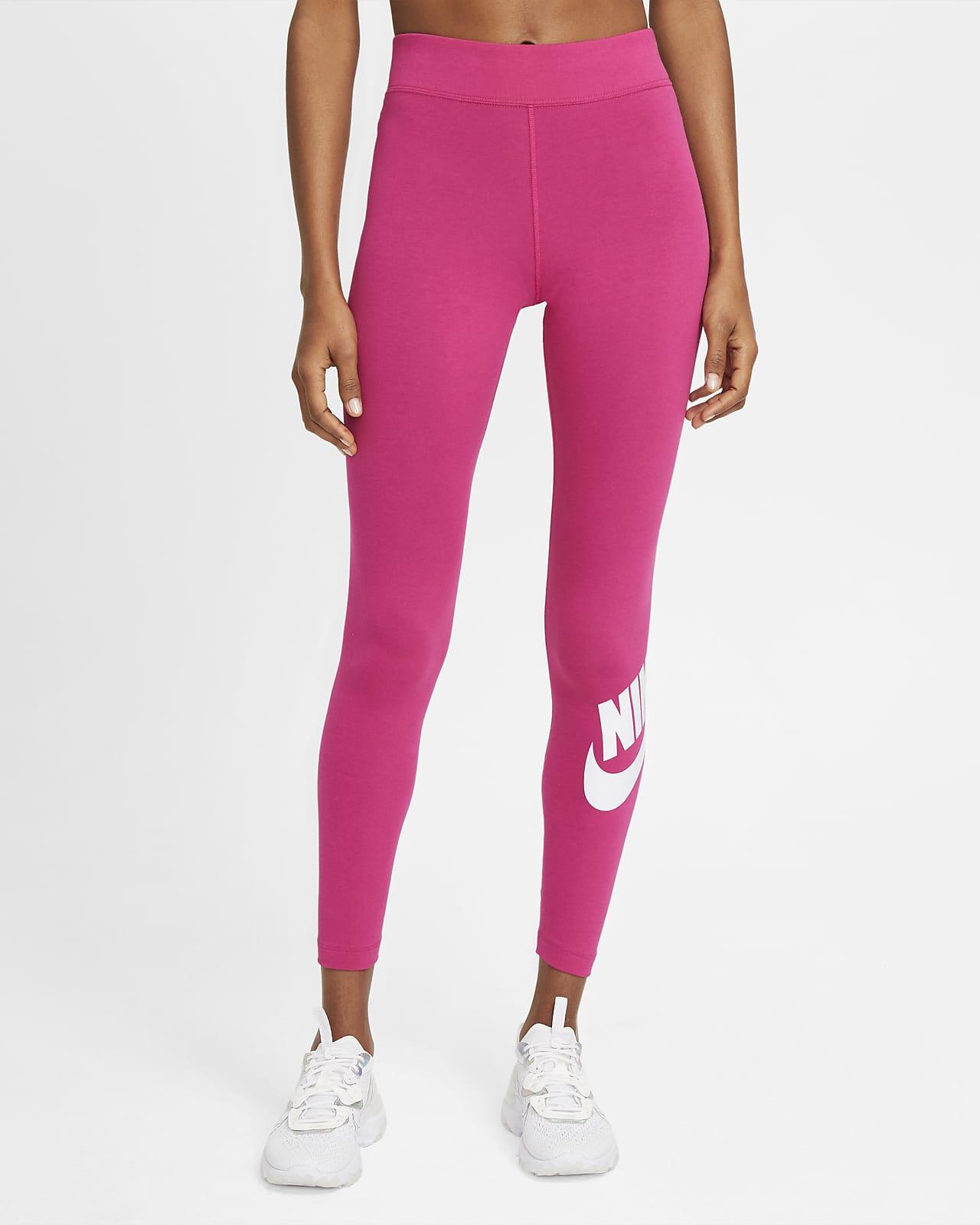 Nike Sportswear Essential Damen-Leggings mit hohem Bund