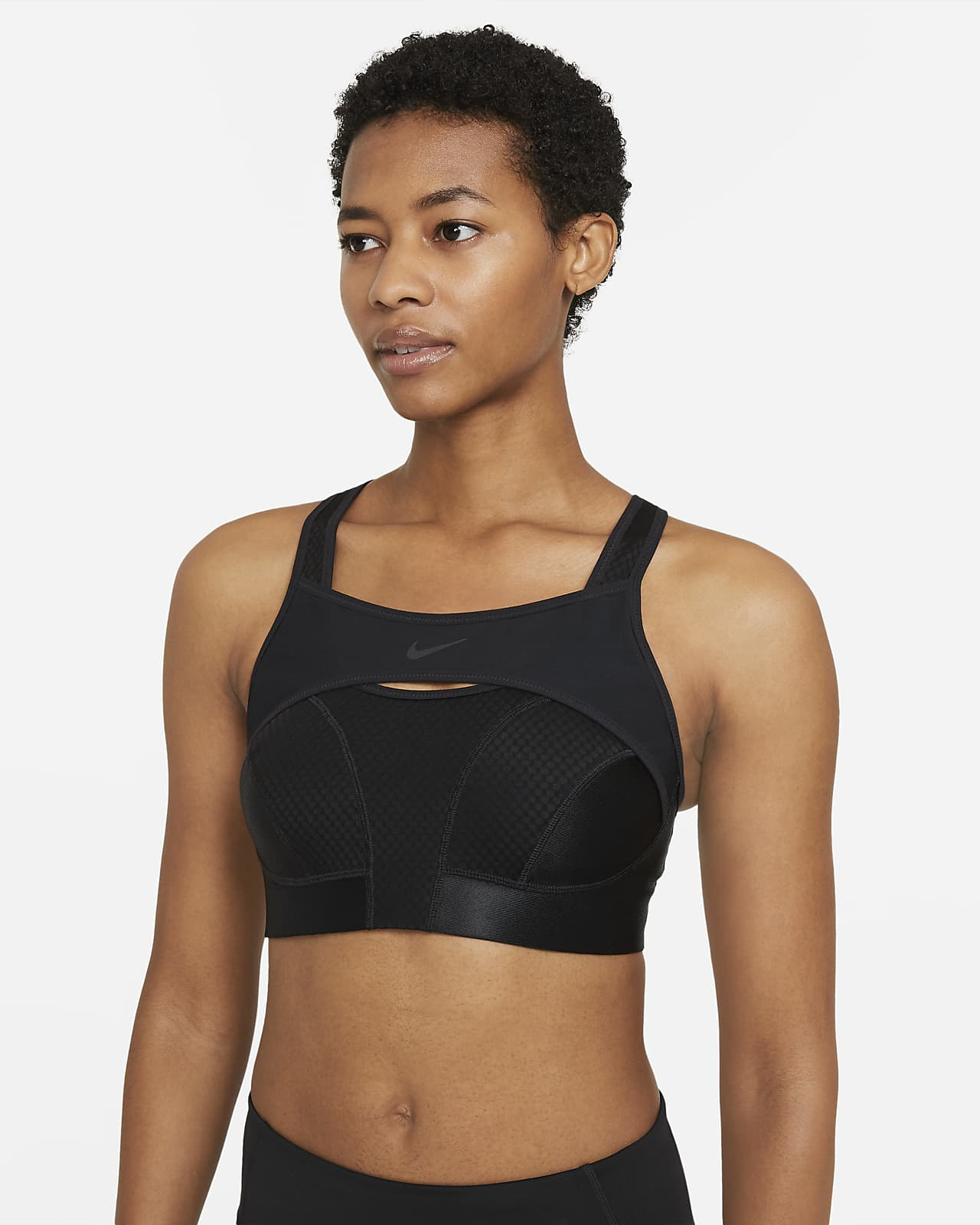Nike Alpha UltraBreathe Yüksek Destekli Kadın Spor Sütyeni
