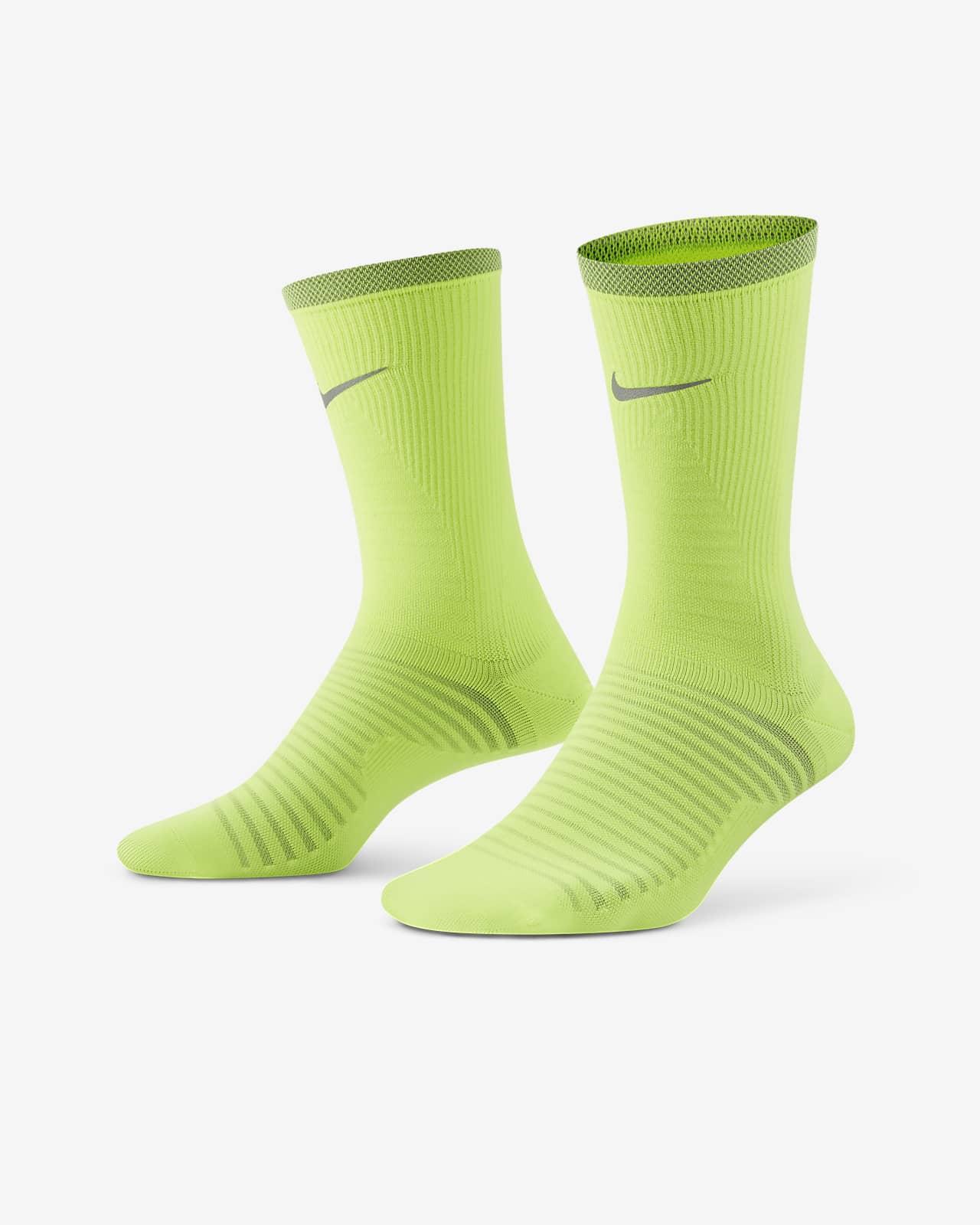 Středně vysoké běžecké ponožky Nike Spark Lightweight