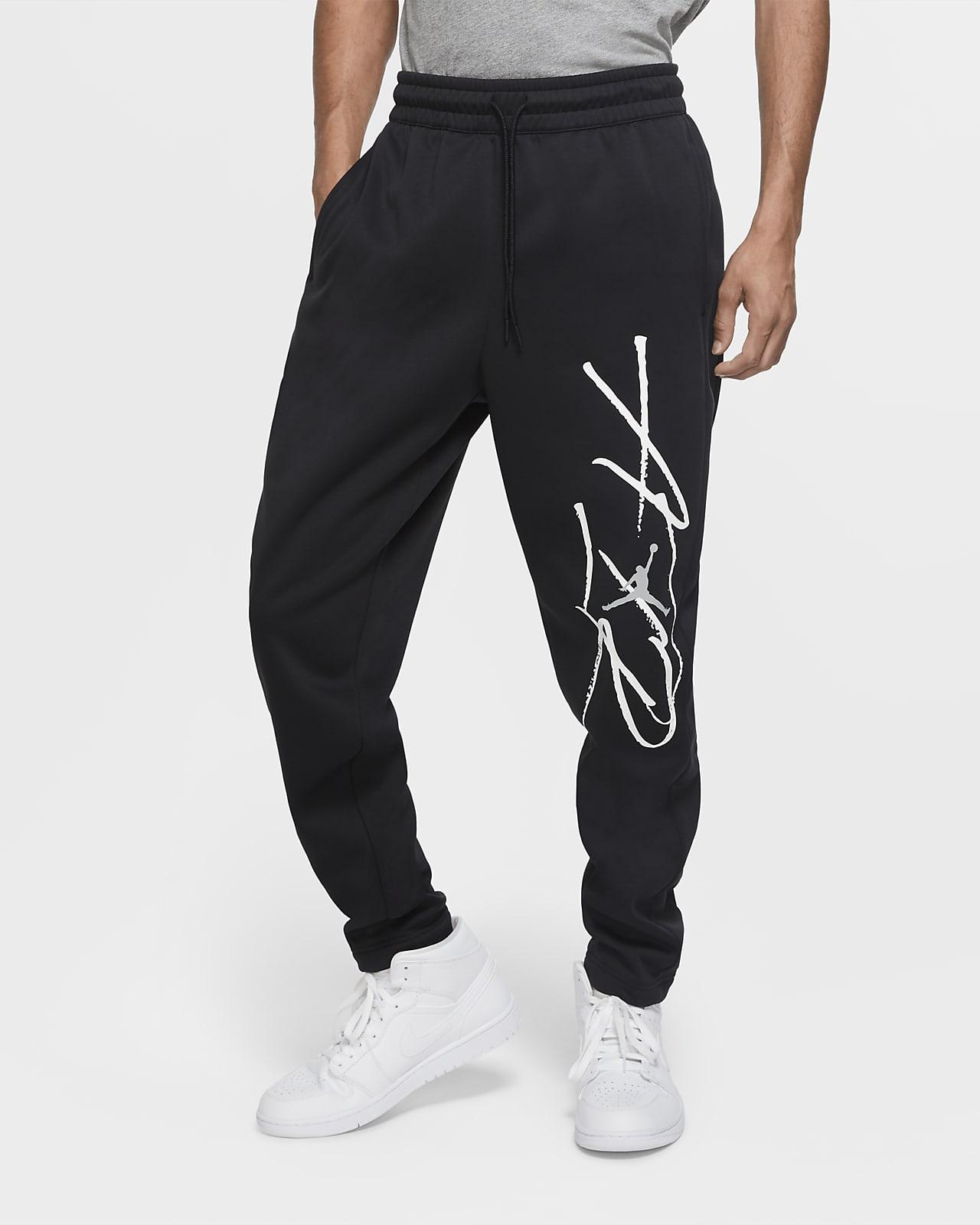 Jordan Air Therma Men's Fleece Pants