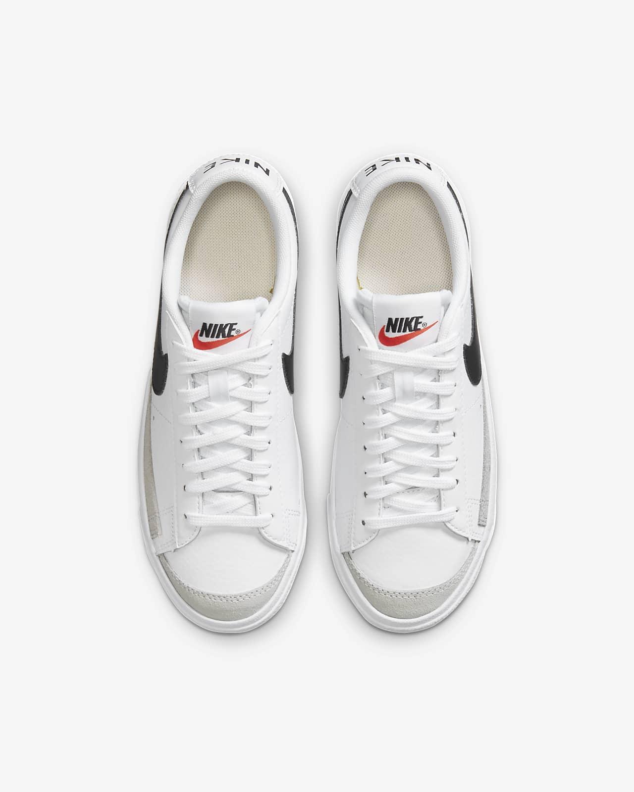Chaussure Nike Blazer Low '77 pour Enfant plus âgé. Nike FR