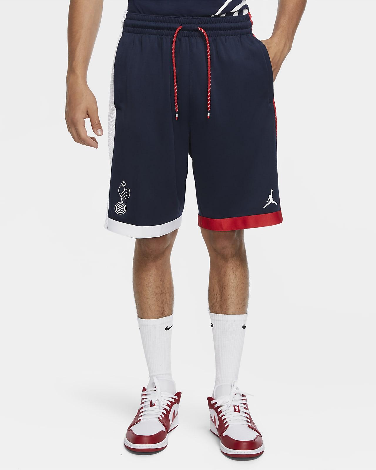 Jordan Frankreich Herren-Basketballshorts