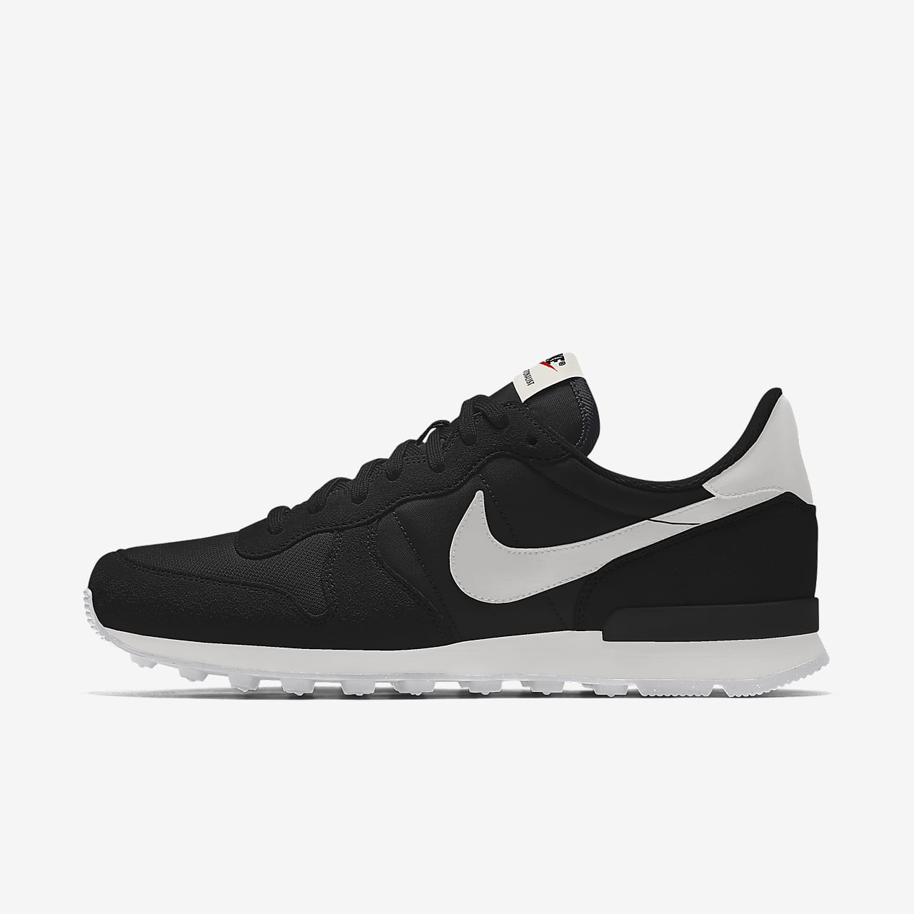 Chaussure personnalisable Nike Internationalist By You pour Homme
