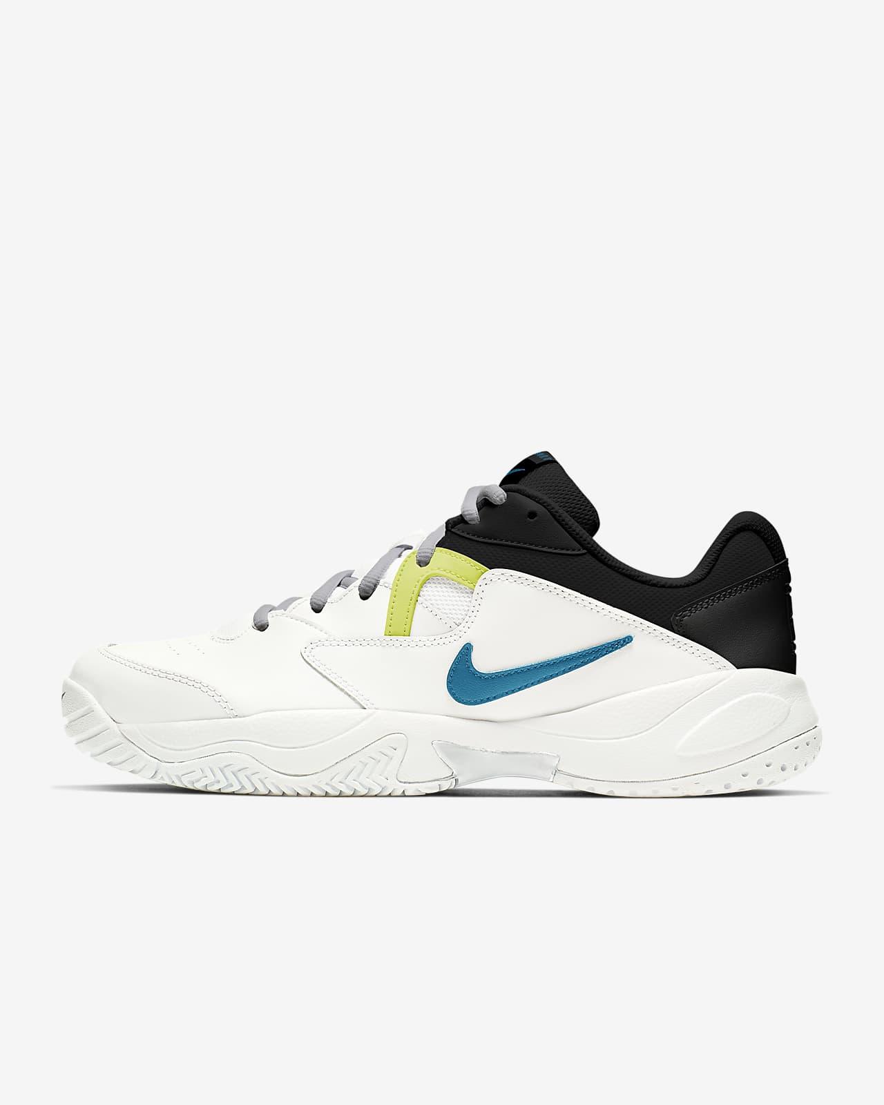 Nike Court Lite 2 男子硬地球场网球鞋