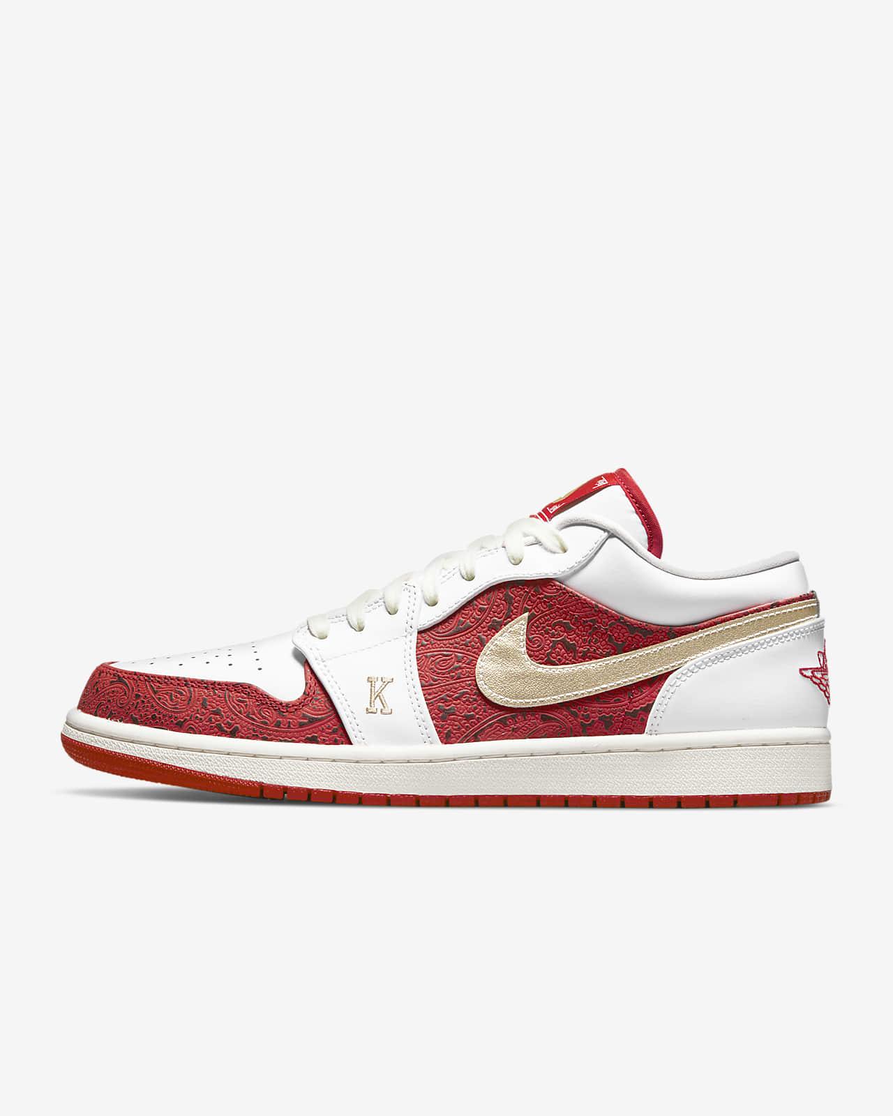 Air Jordan 1 Low SE Men's Shoes. Nike ID
