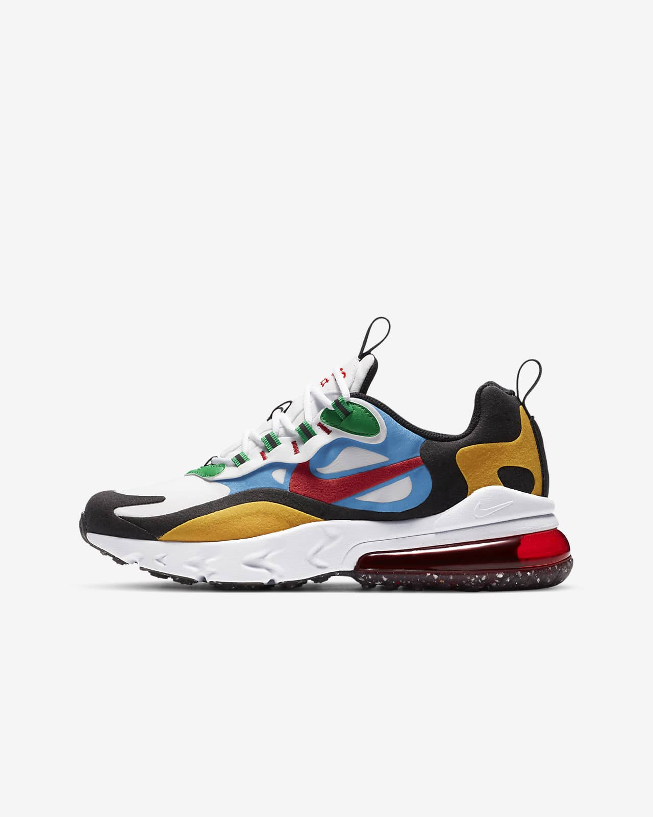 Nike Air Max 270 React BG 大童运动童鞋