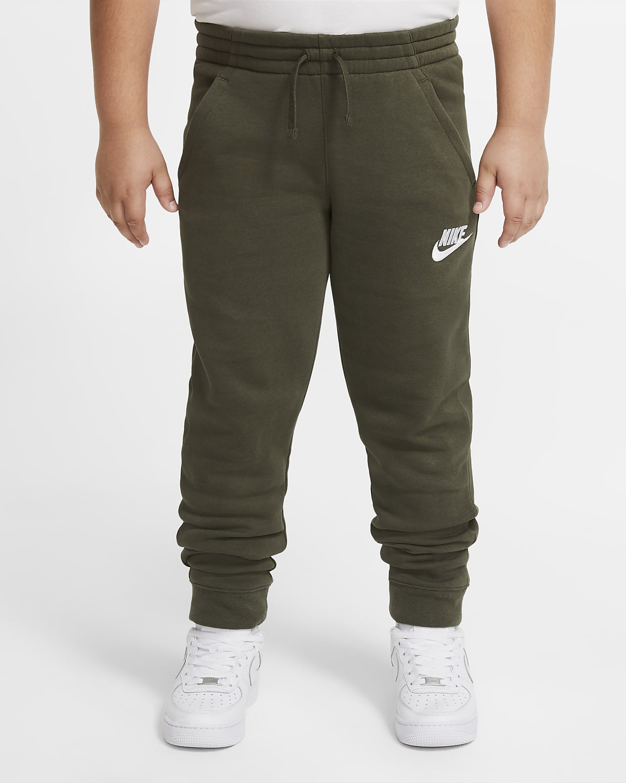 Nike Sportswear Club Fleece Big Kids' (Boys') Joggers (Extended Size)
