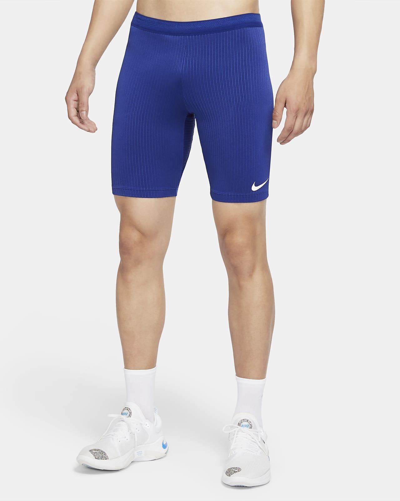Nike Dri-FIT ADV Team USA AeroSwift Halblange Wettkampf-Lauftights für Herren