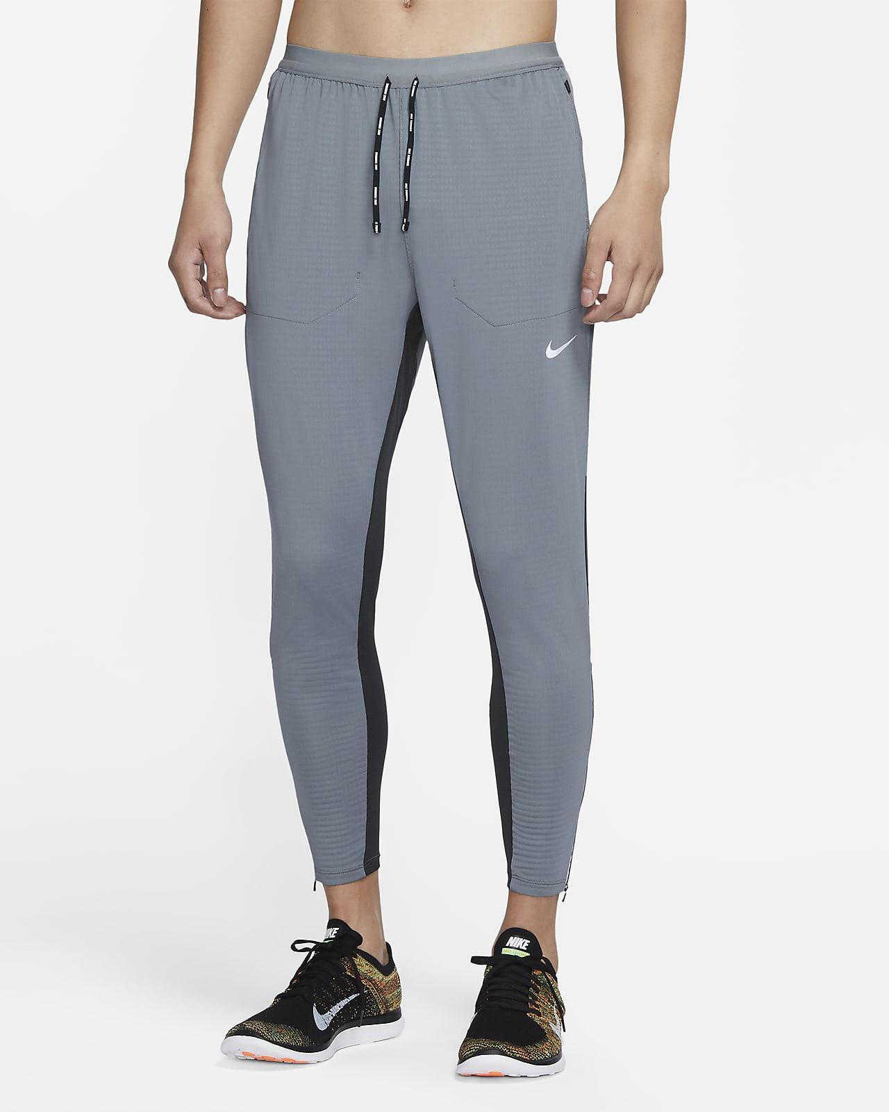 กางเกงวิ่งแบบถักผู้ชาย Nike Phenom Elite