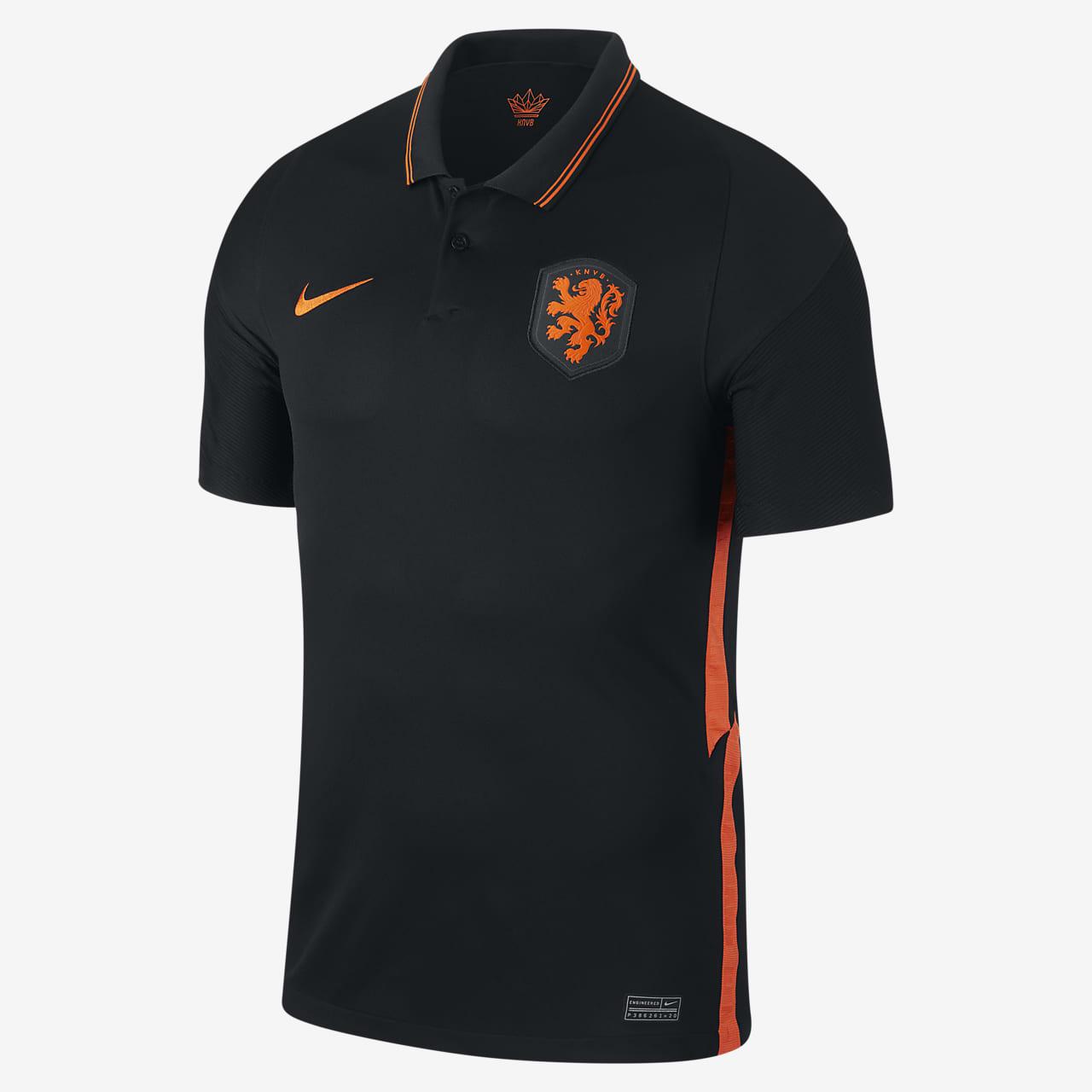 Niederlande 2020 Stadium Away Herren-Fußballtrikot