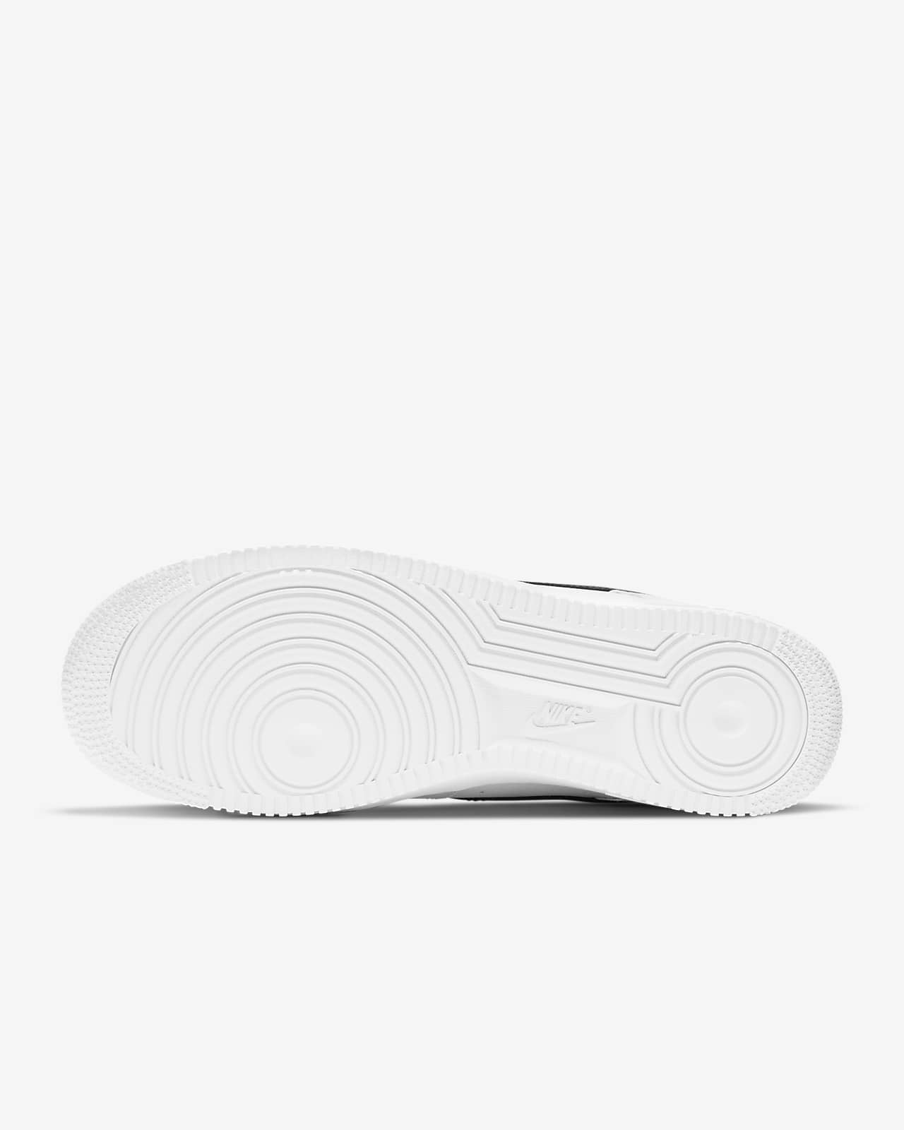 air force 1 07 uomo nere
